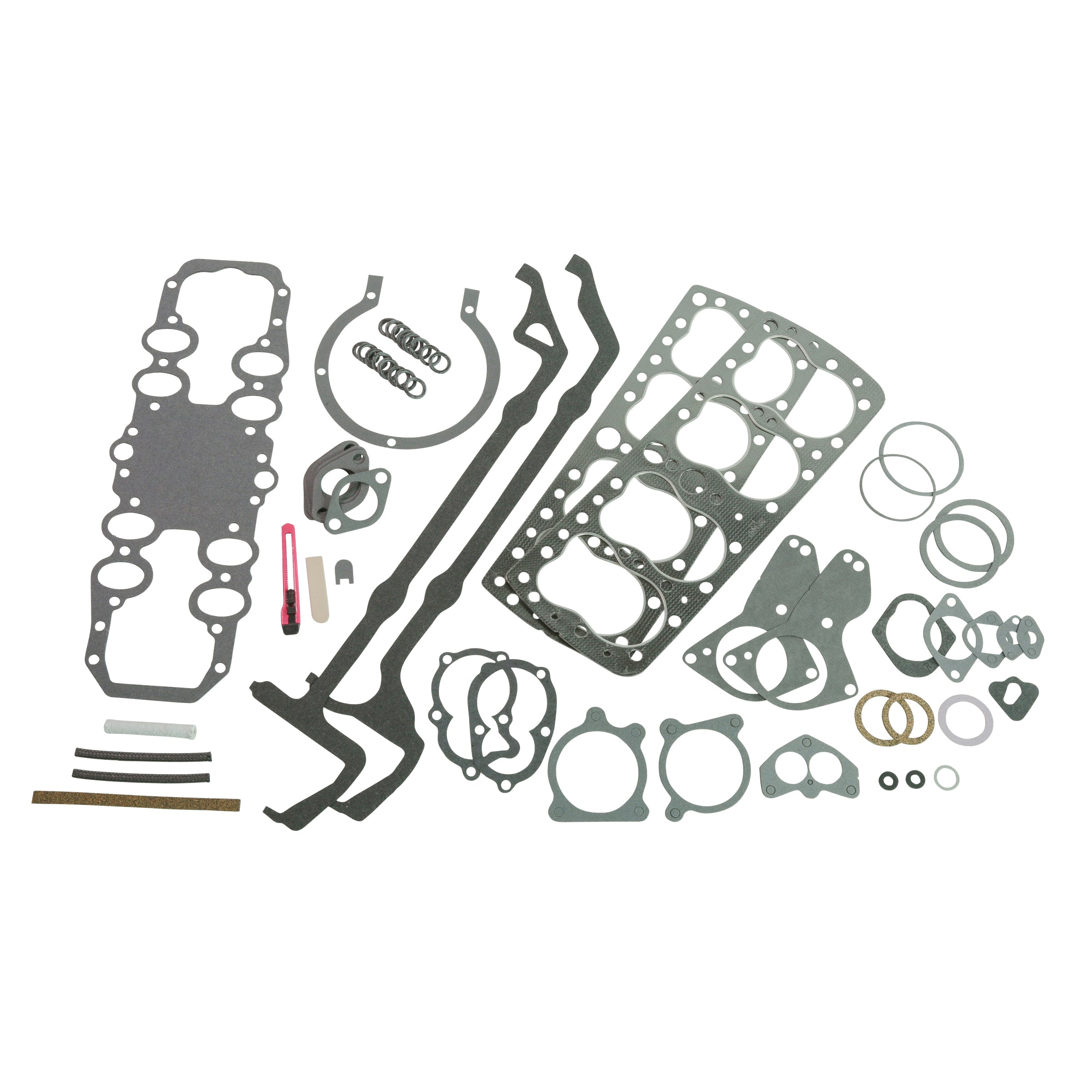 Engine Gasket Set (Graphite) • 1945-48 Ford 24 Stud 95 HP