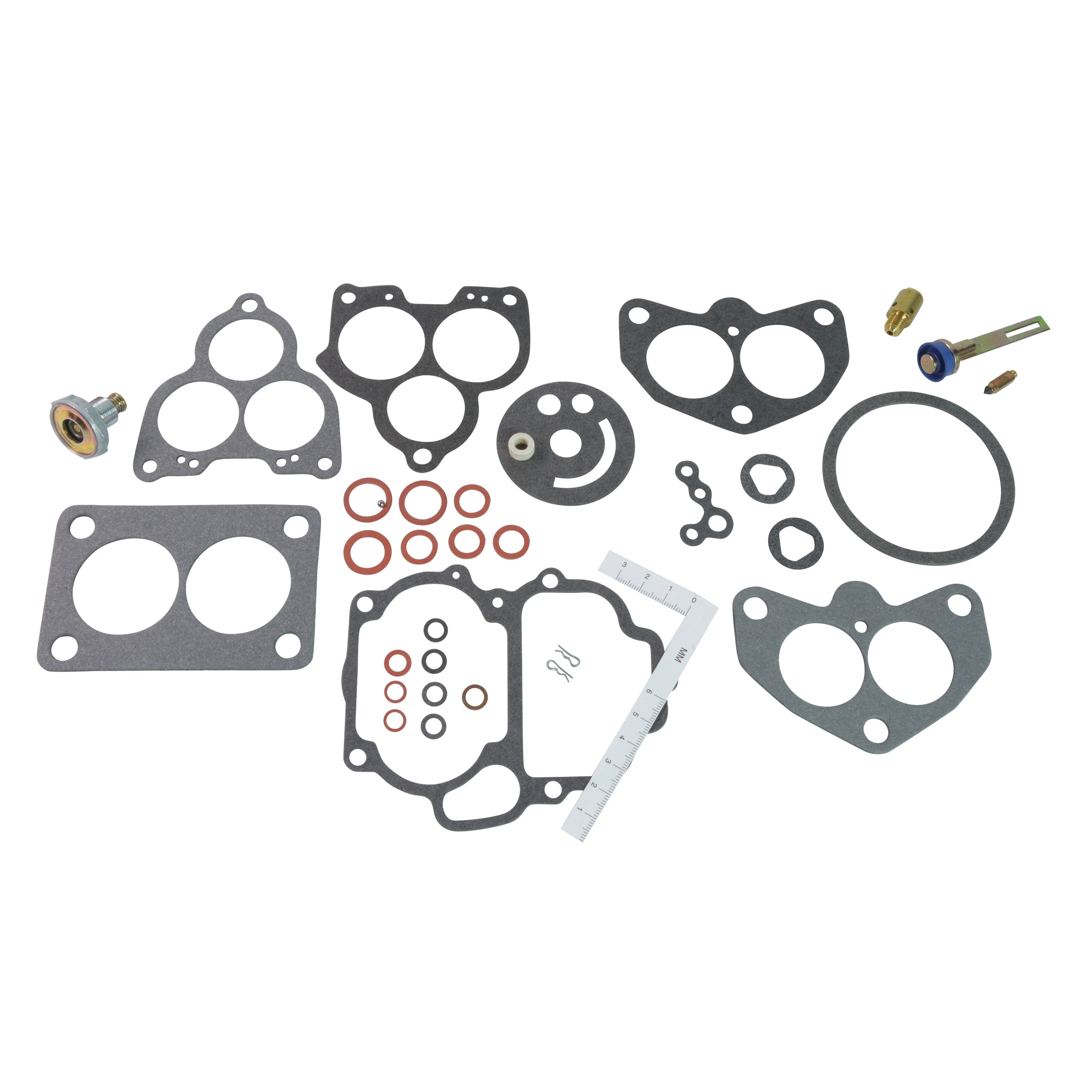 Holley Carburetor Rebuild Kit • 1939-53 Ford