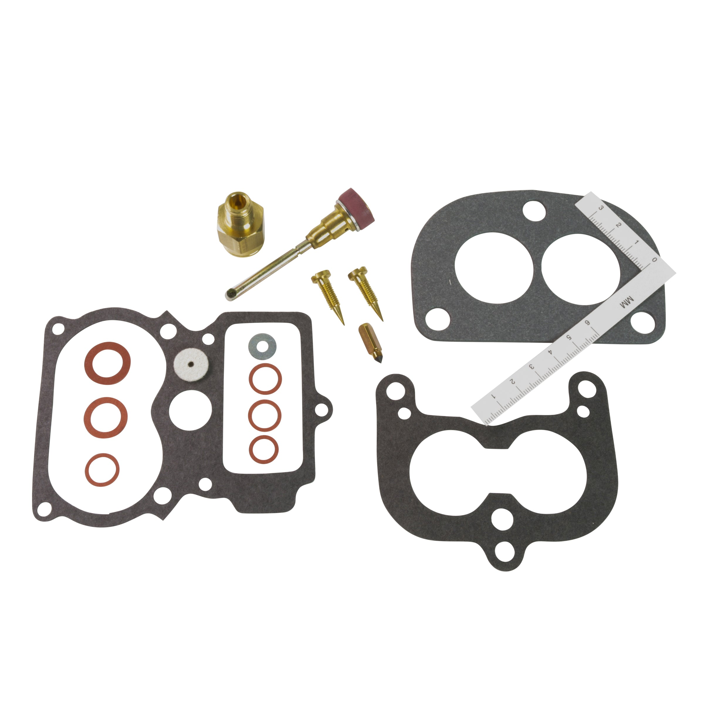Carburetor Rebuild Kit (Stromberg) • 1933-38 Ford