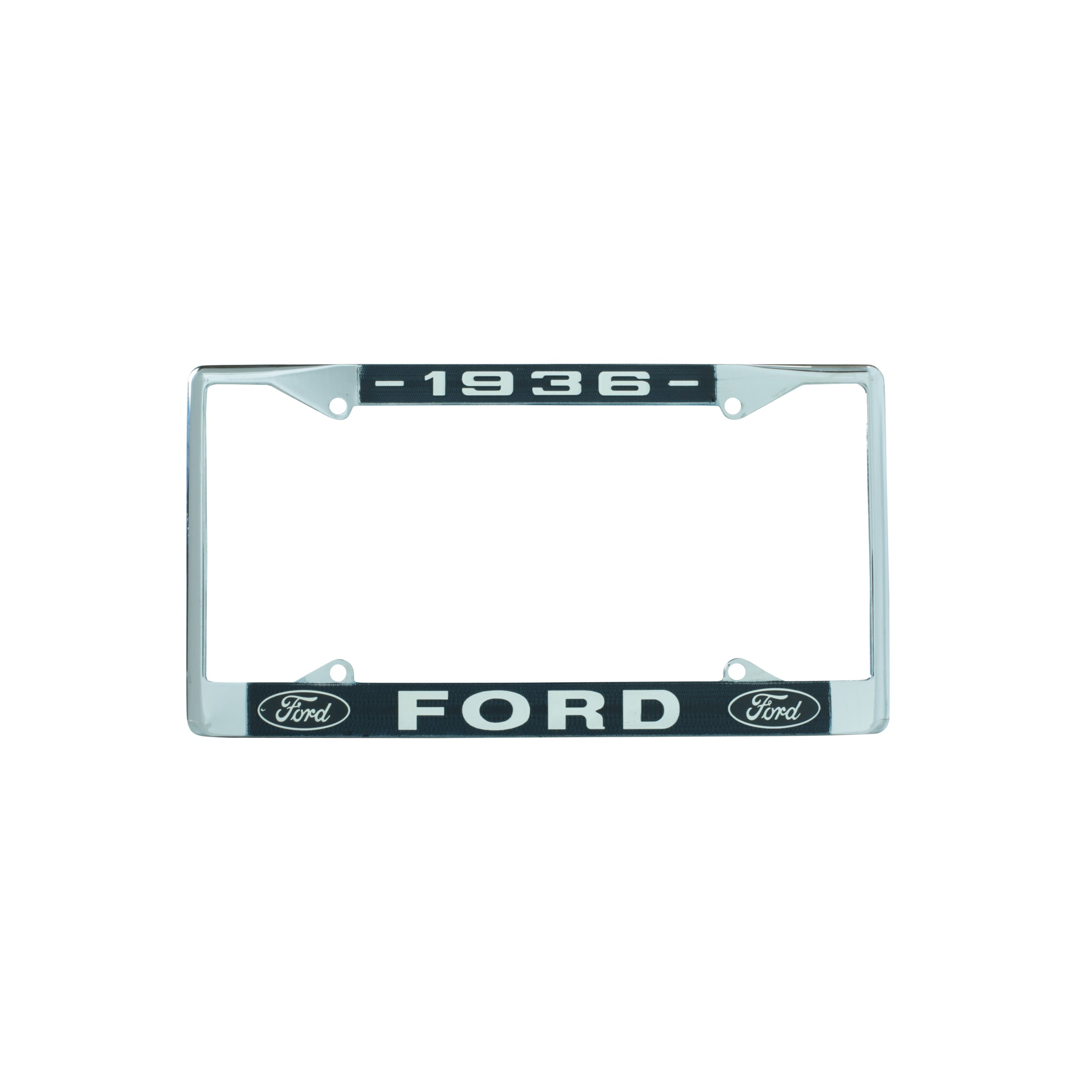 License Plate Frame • 1936 Ford