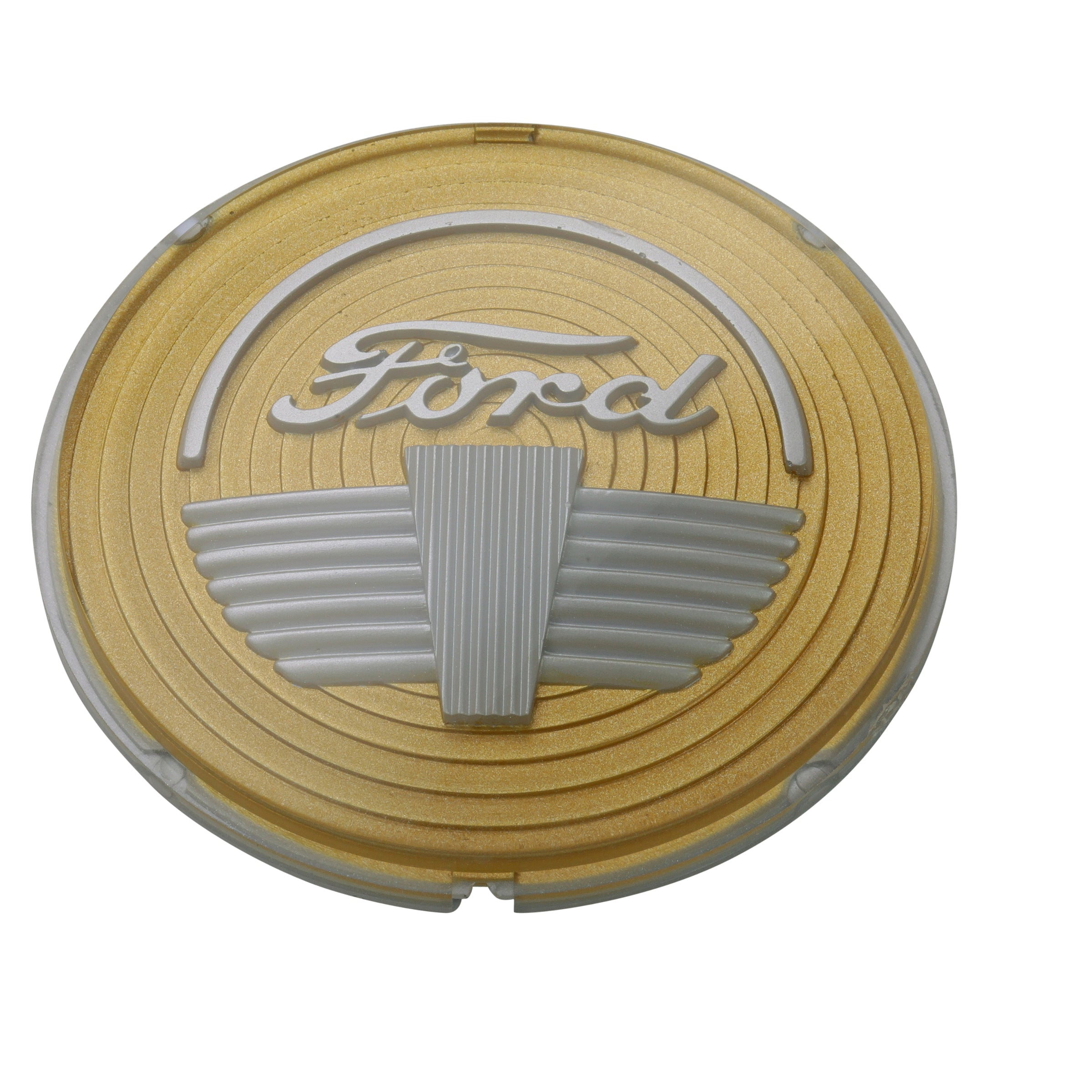 Horn Button • 1942-48 (Gold)