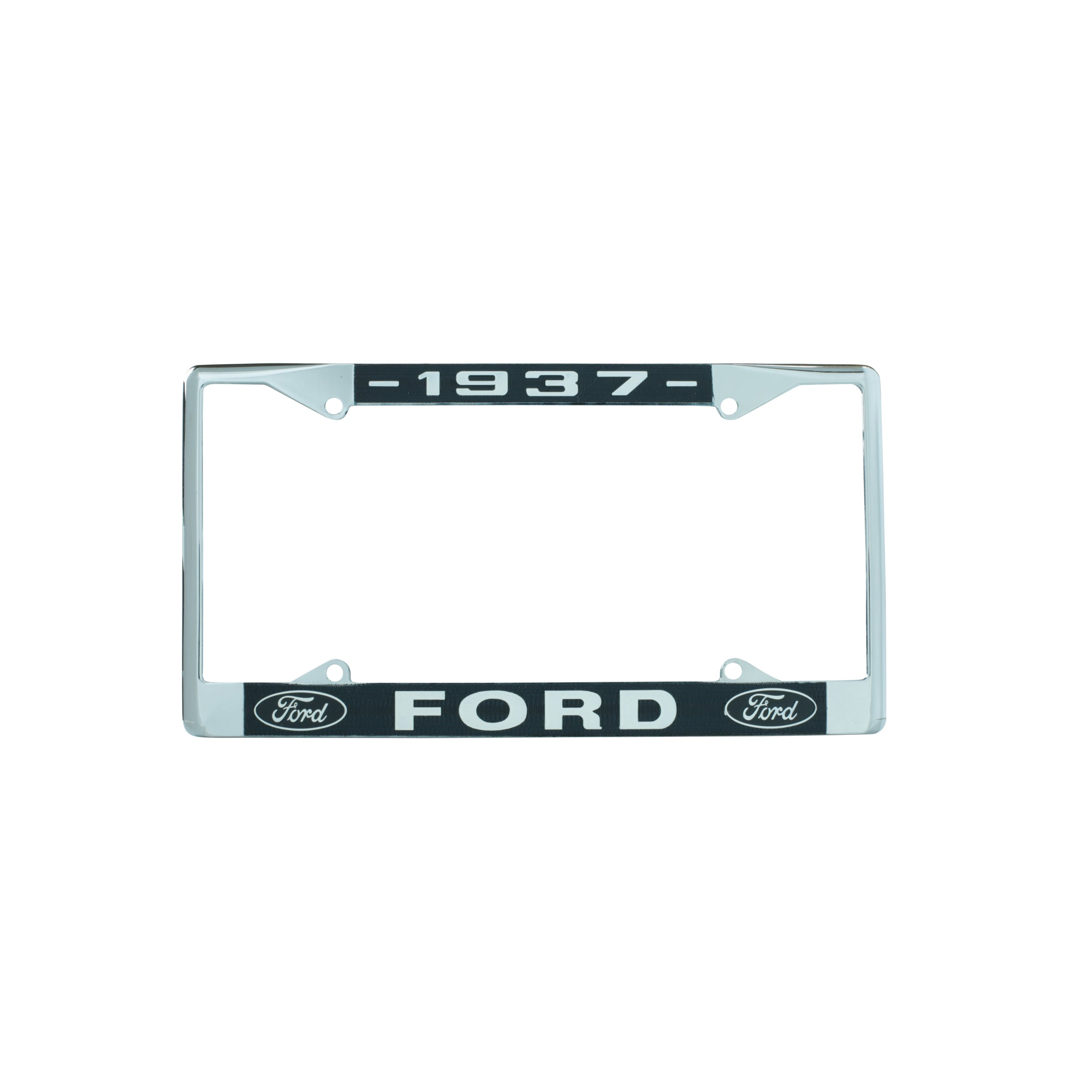 License Plate Frame • 1937 Ford