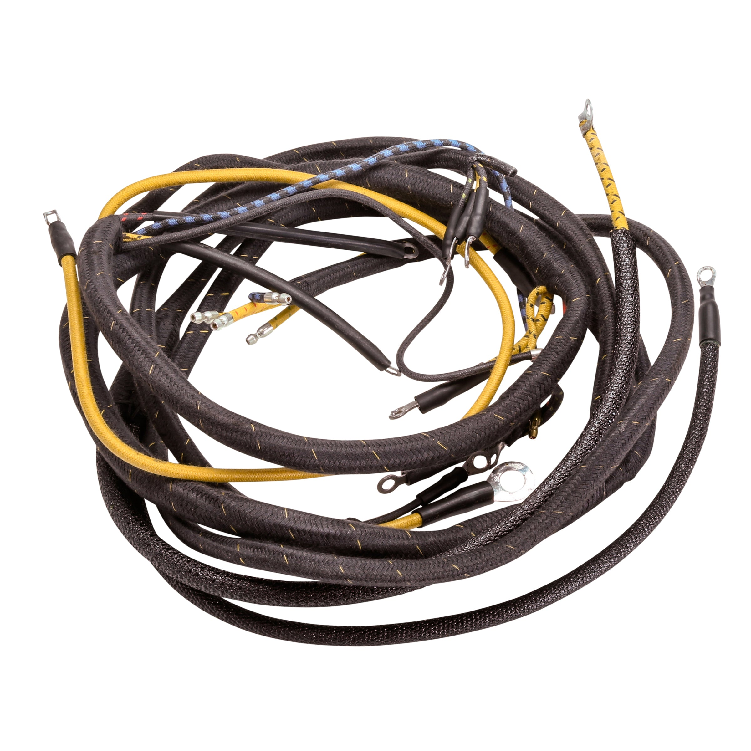 dash wiring harness • 1937 ford passenger & pickup  cw moss ford parts