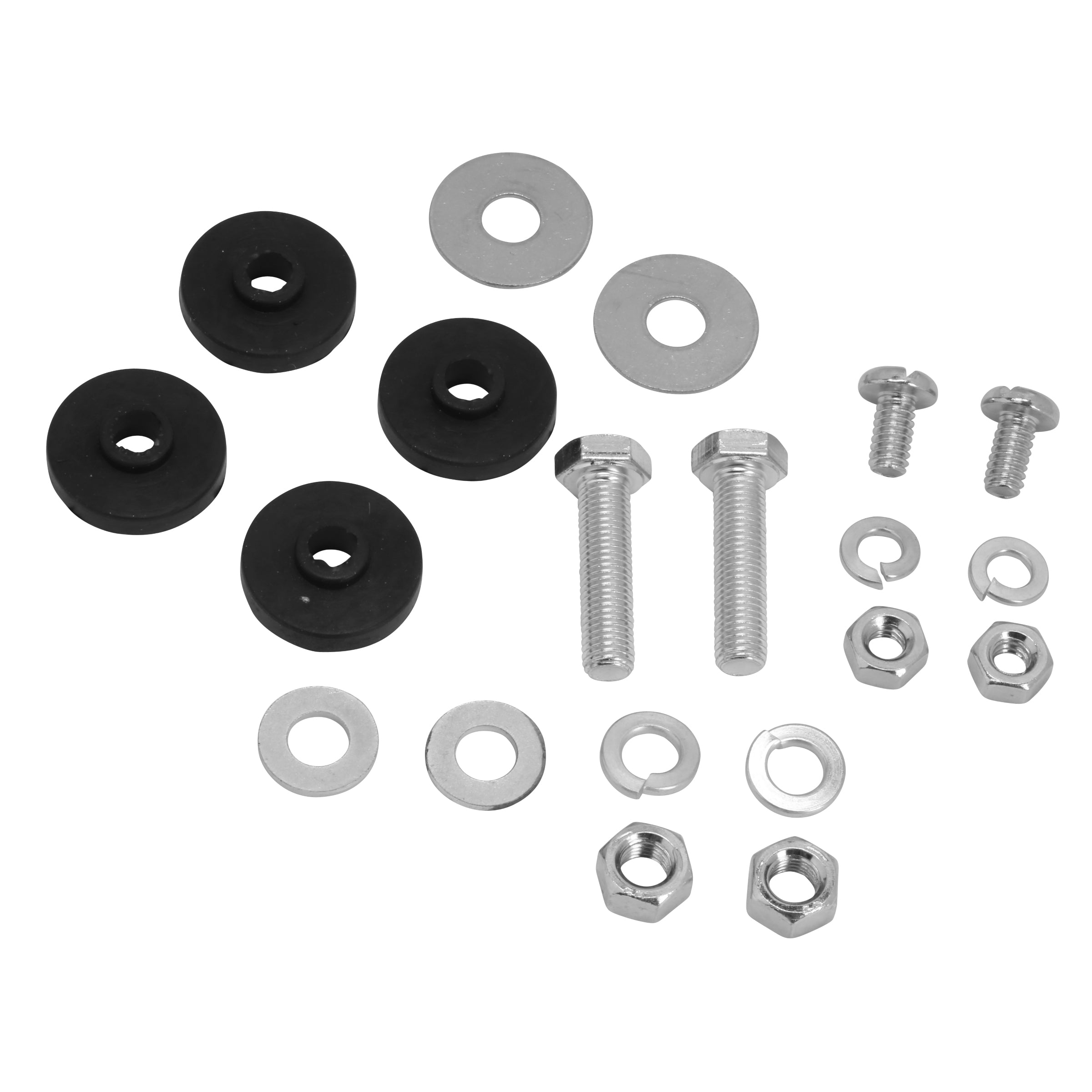 Rear Fender Brace Hardware Kit • 1937-40