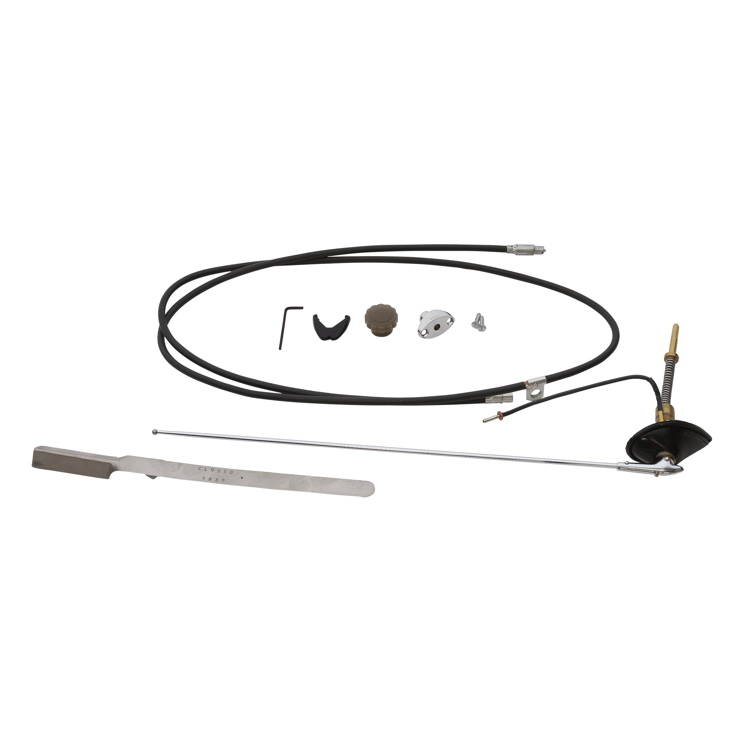Antenna Kit • 1937 Standard Closed Car