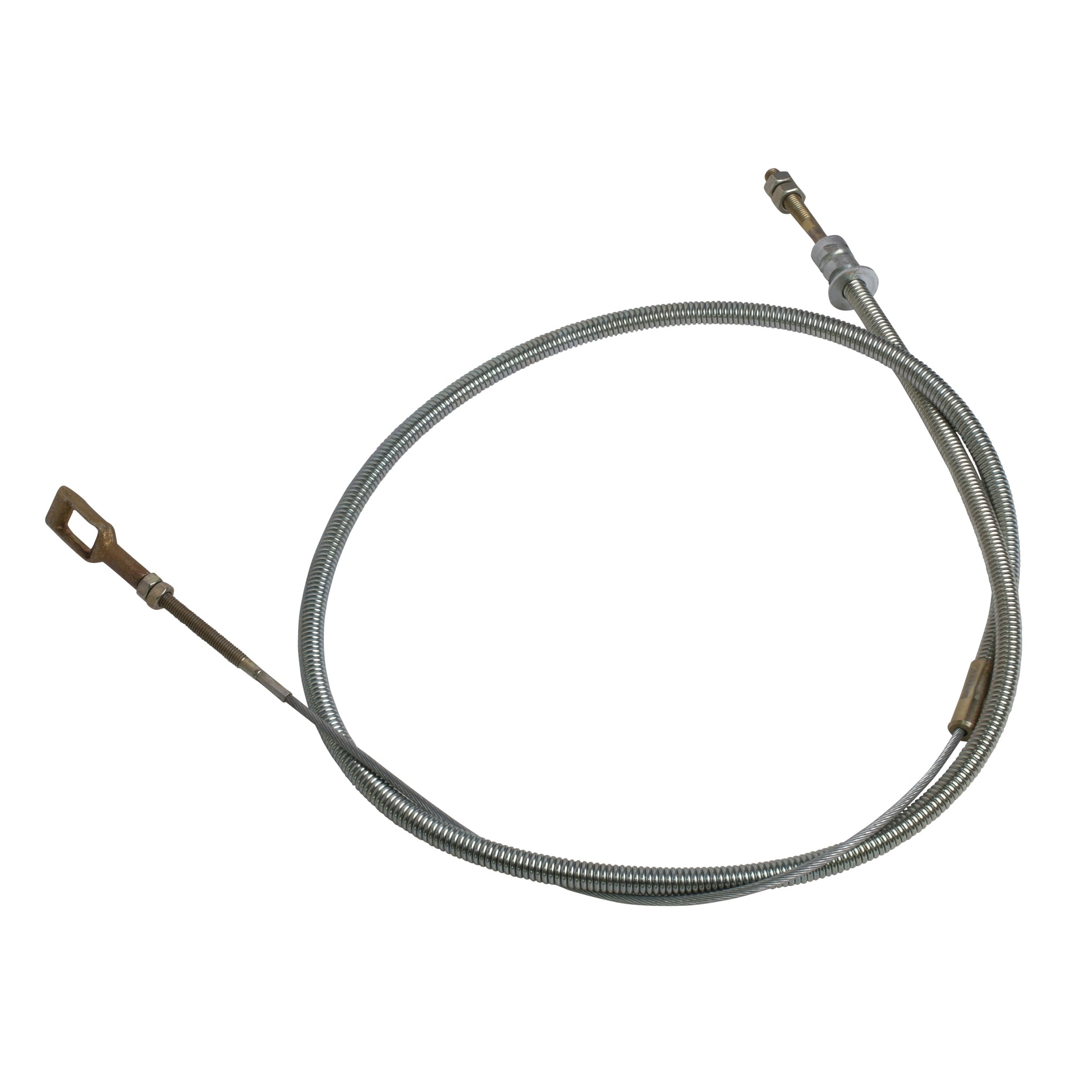 Front Emergency Brake Cable Assembly • 1937 Pickup