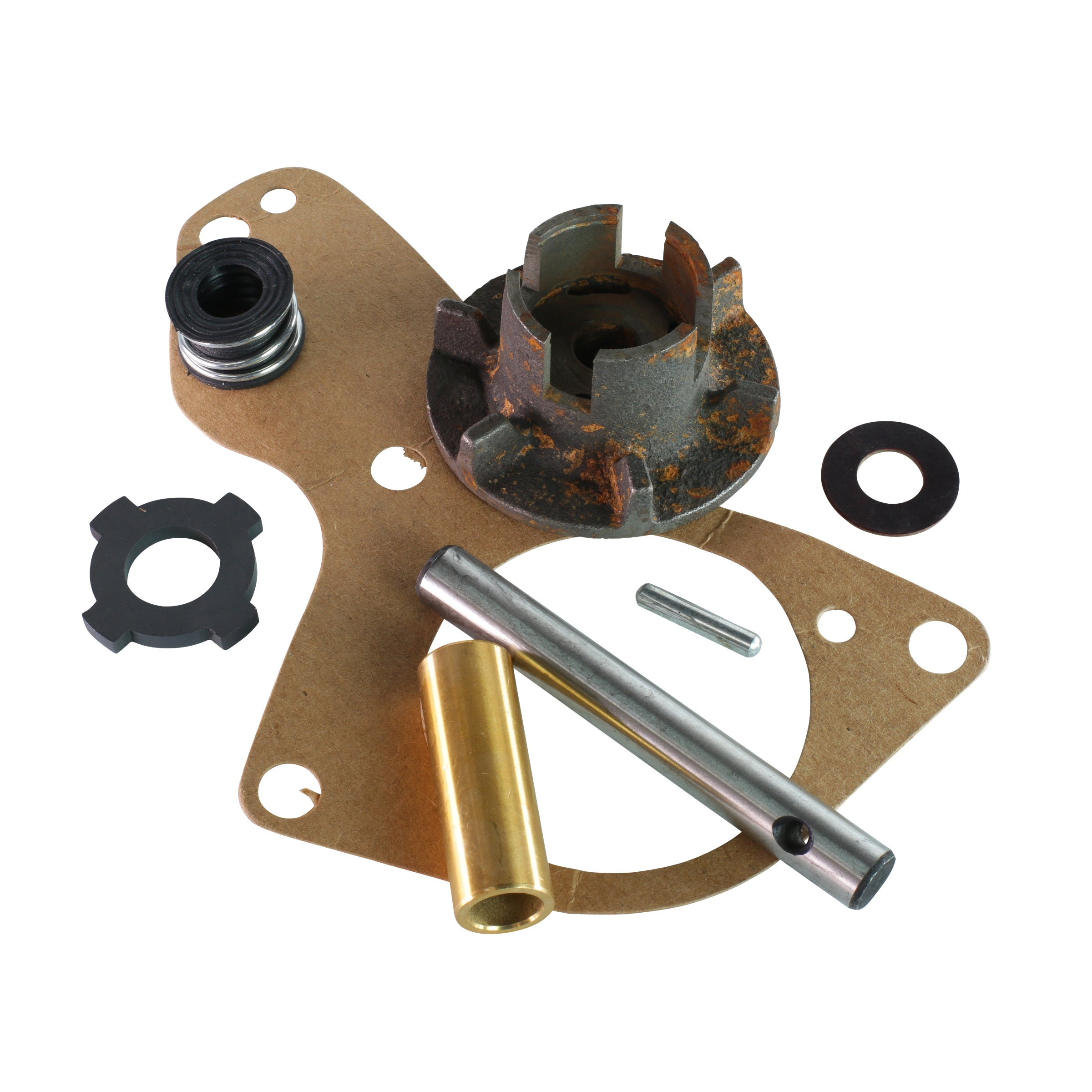 Water Pump Rebuild Kit • 1937-48 Ford Passenger & 1937-47 Pickup V-8