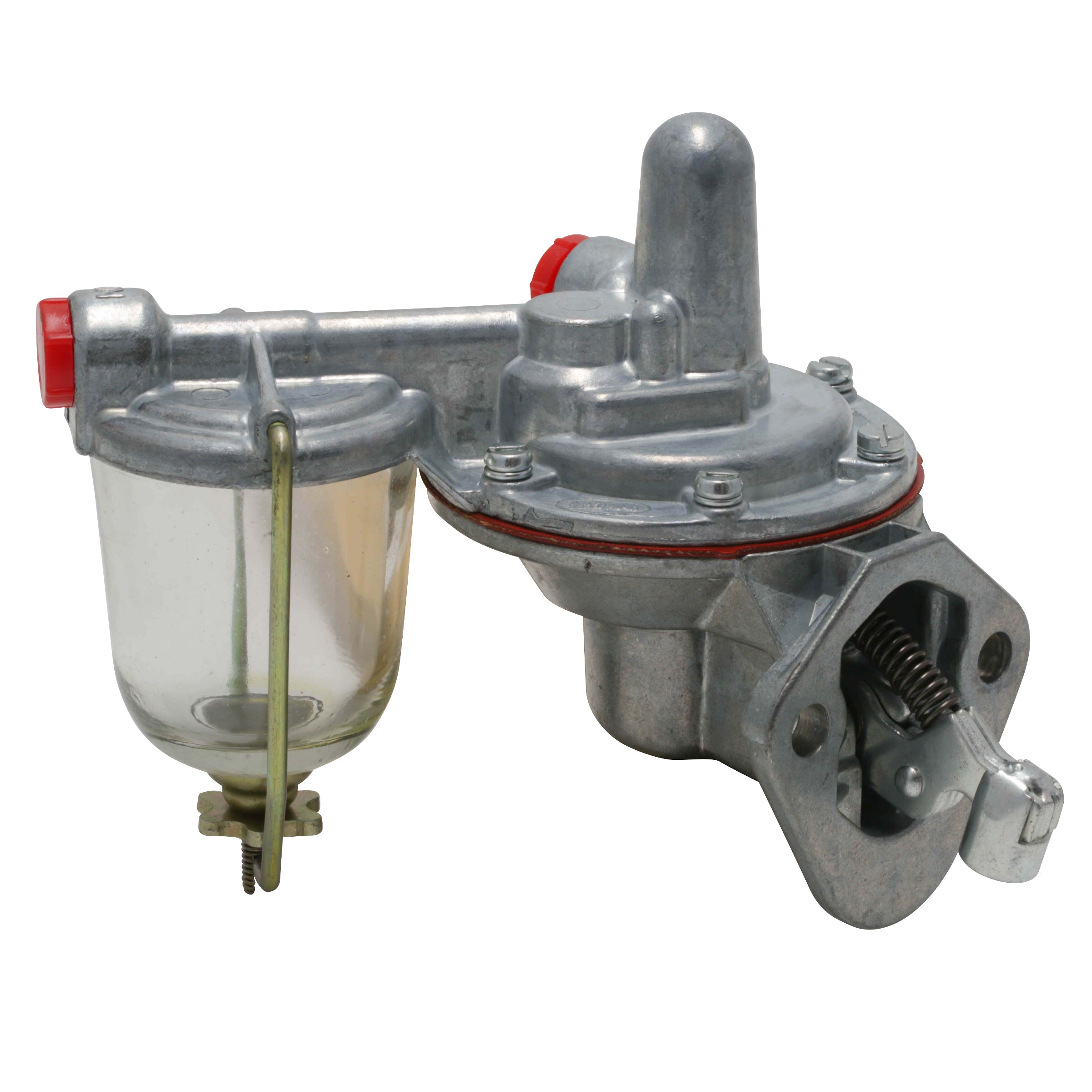 New Fuel Pump Assembly • 1949-50