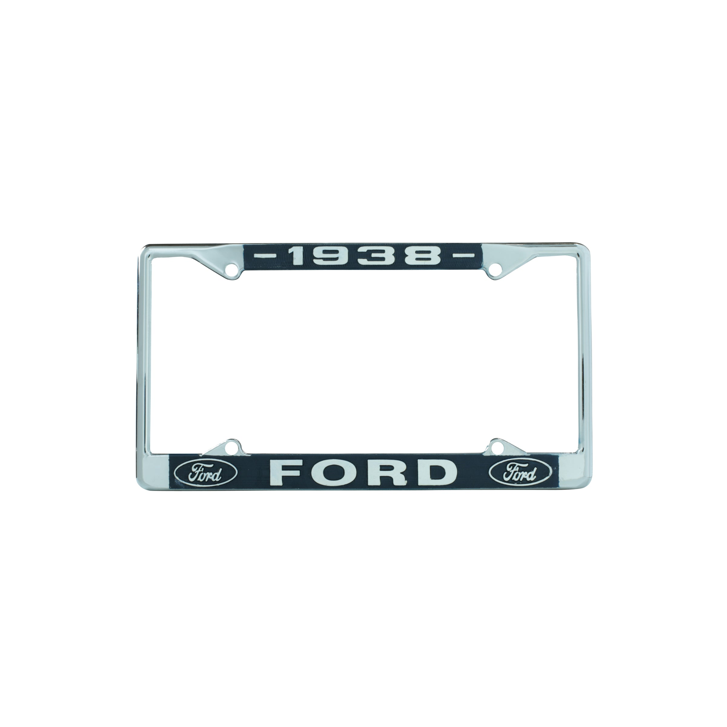 License Plate Frame • 1938 Ford