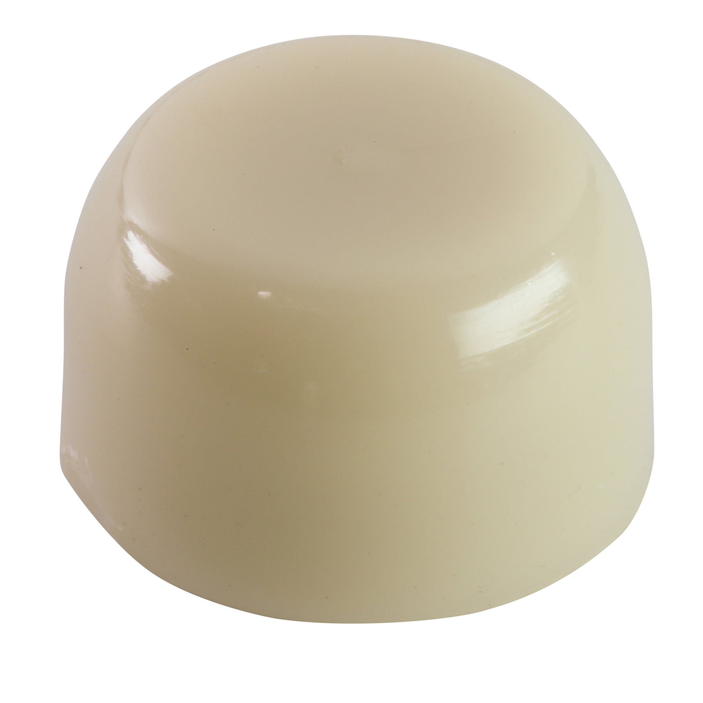 Hot Water Heater Defroster Knob (White) • 1939 Ford