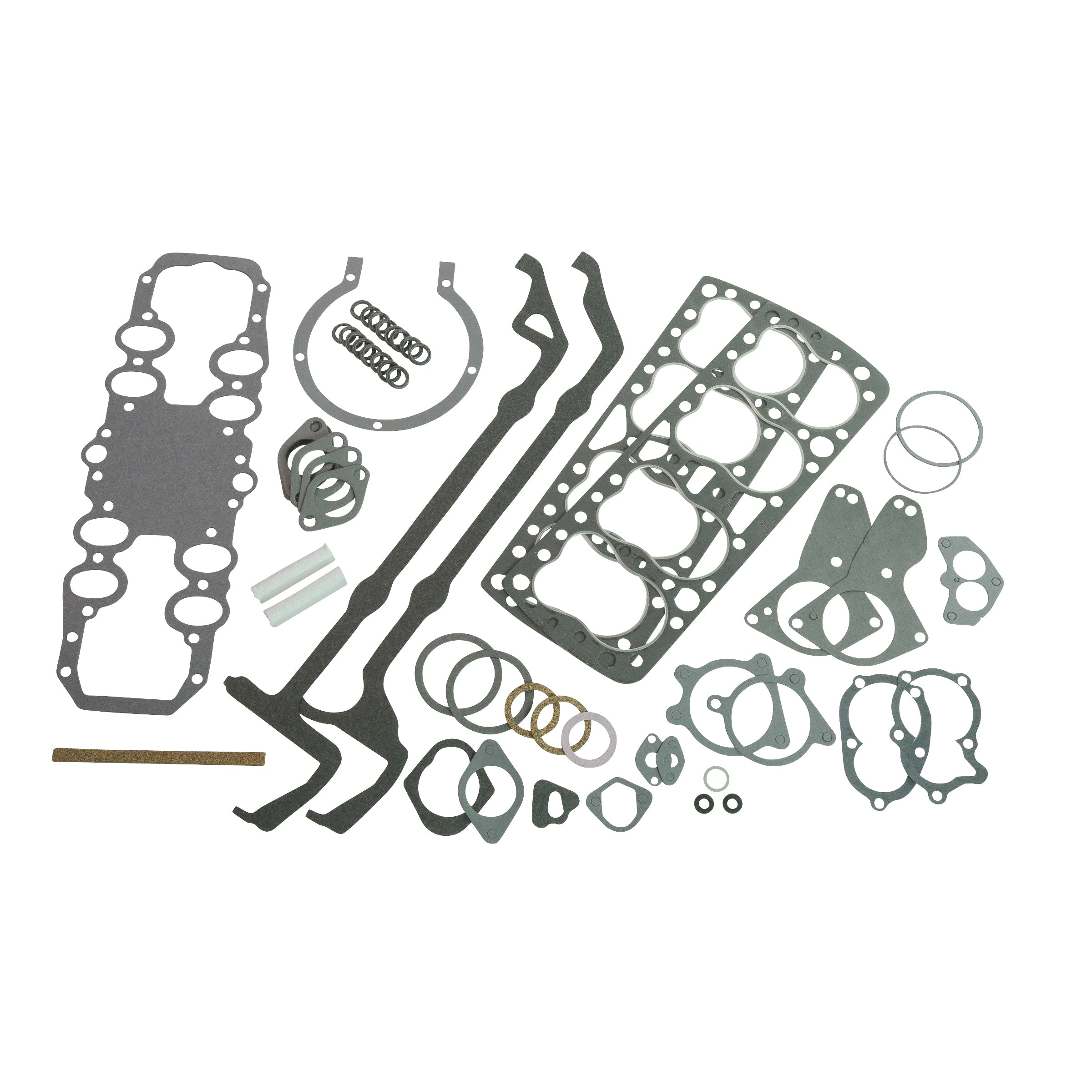 Engine Gasket Set (Graphite) • 1938-47 Ford 24 Stud 85 HP