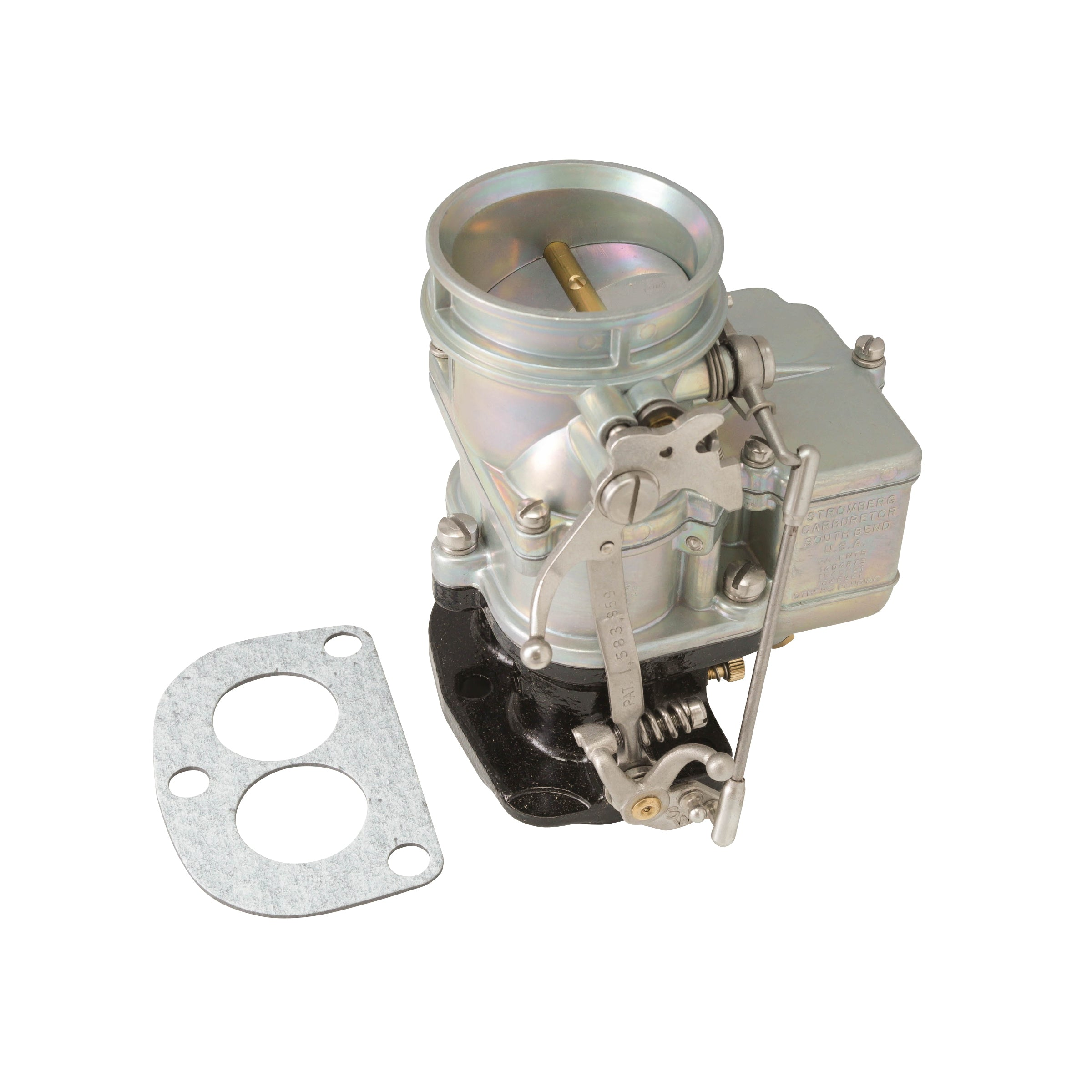Genuine Stromberg 97 Carburetor • Zinc Die-Cast Body