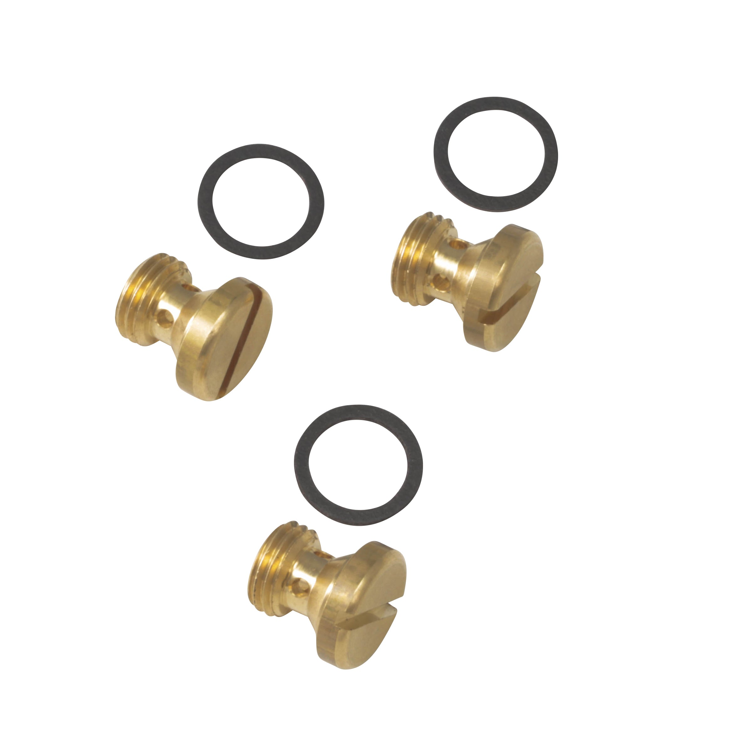 Genuine Stromberg 97 Carburetor Bowl Plug Kit