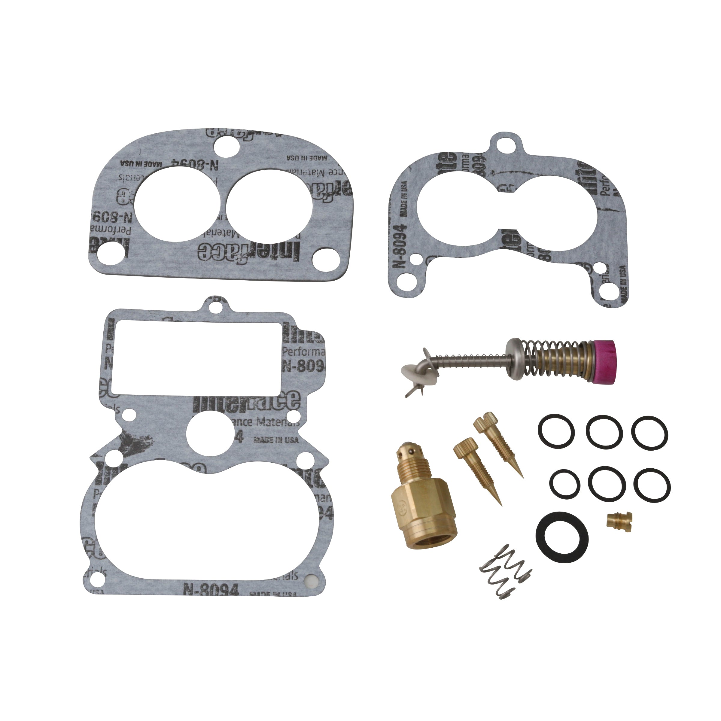 Genuine Stromberg 97 Carburetor Premium Service Kit • 97/48/40
