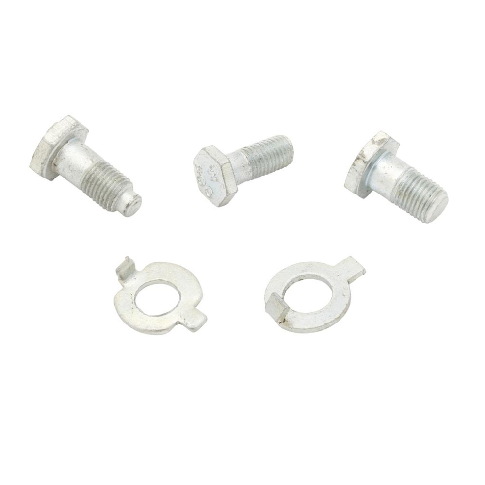 Starter Drive Bolts & Lock Washers