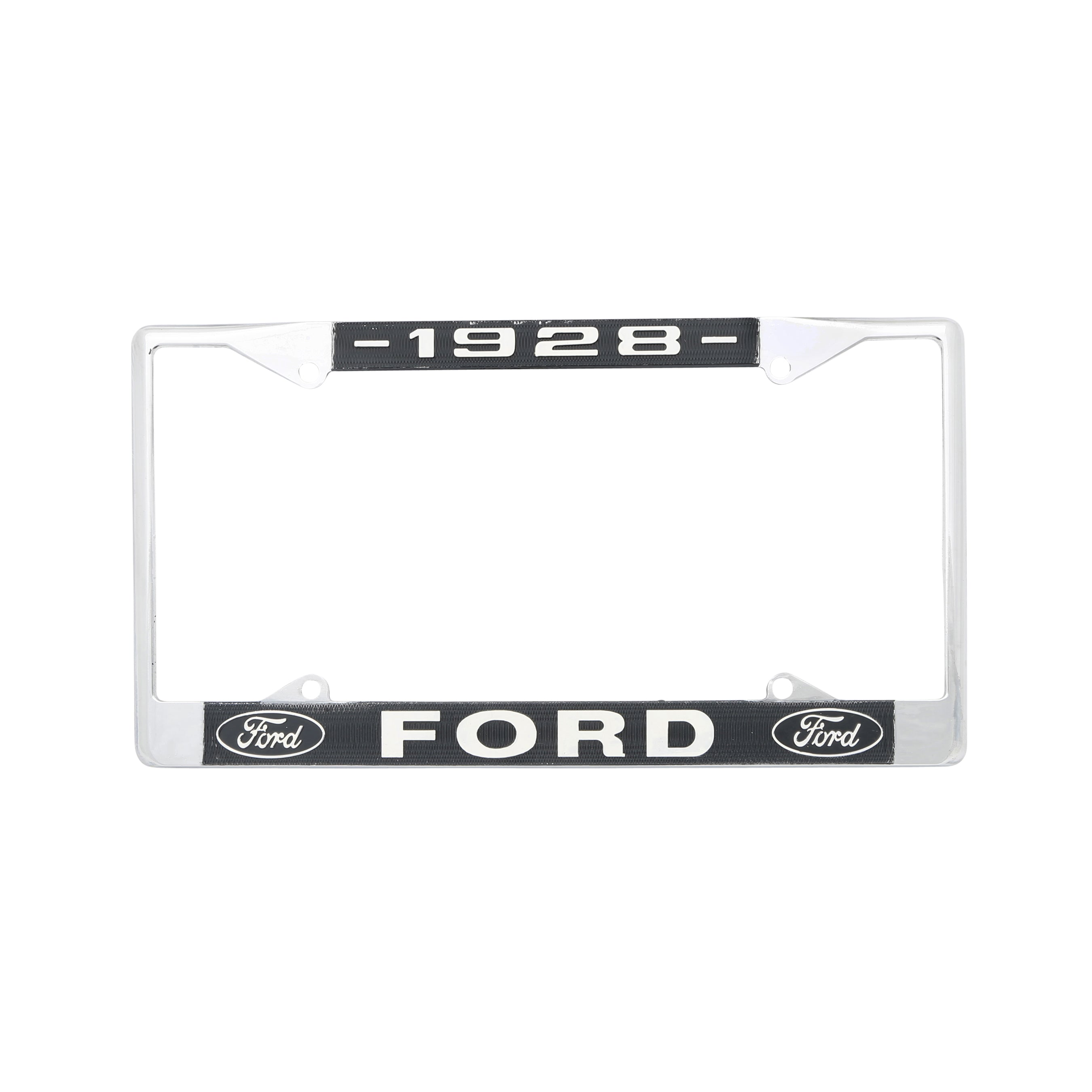 Rear License Plate Frame • 1928