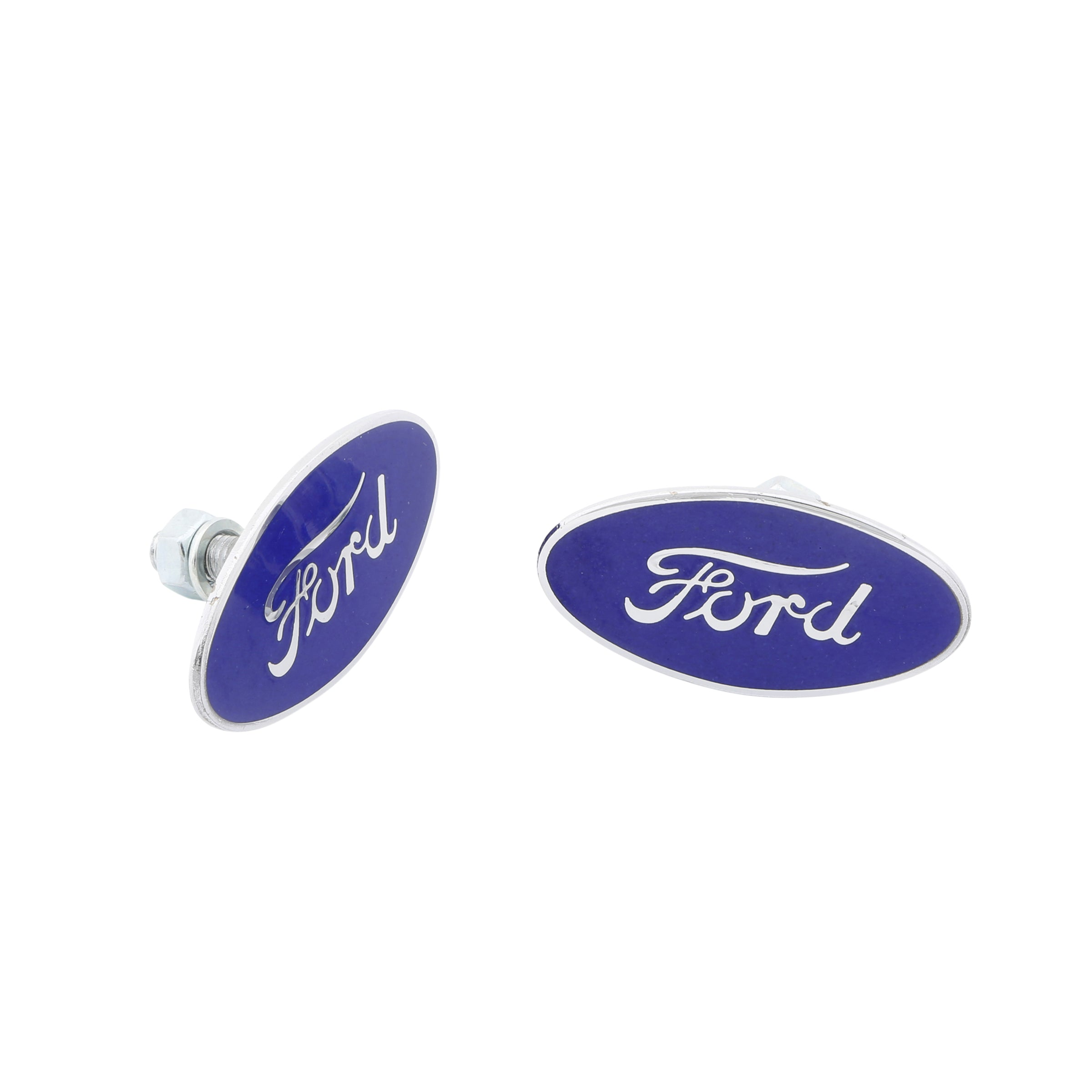 "Step Plate ""Ford"" Emblems • 1928-31 Model A Ford"