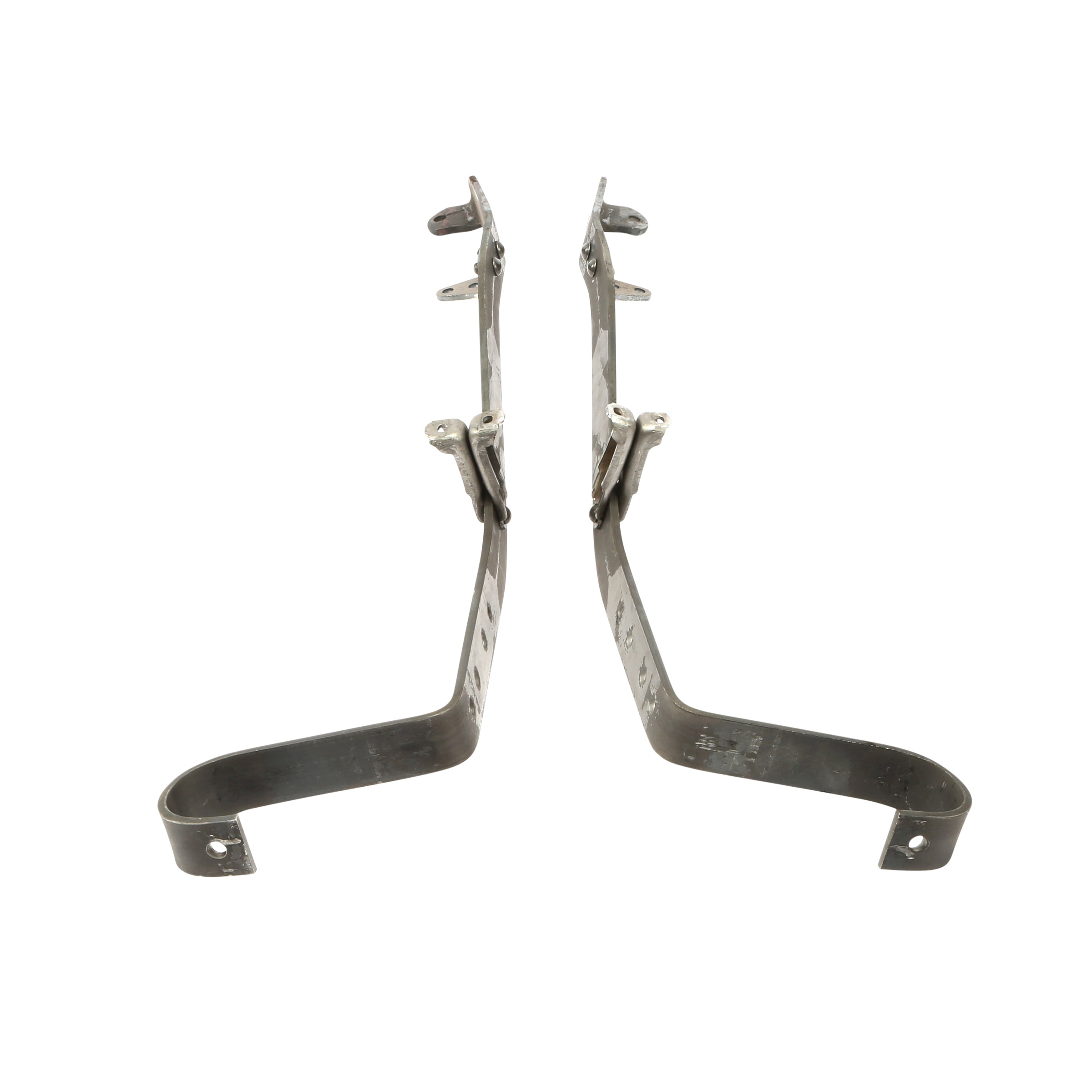 Rear Bumper Frame Brackets • 1928-31 Model A Ford
