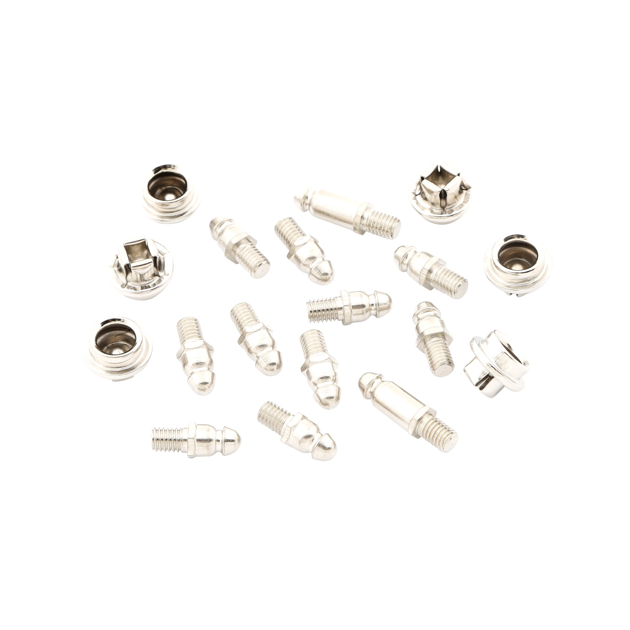 Windshield Post Curtain Studs • 1928-31 Model A Ford Open Car