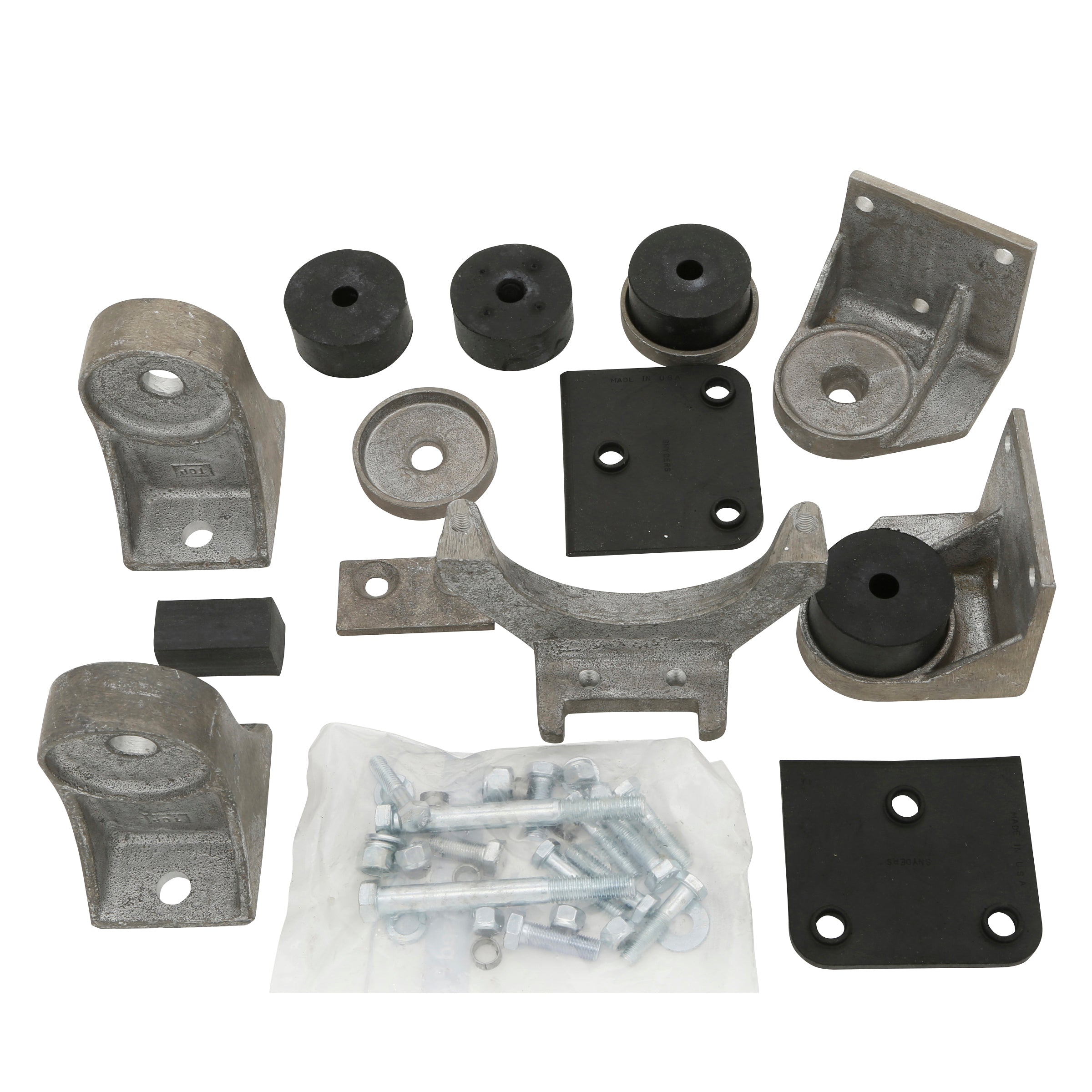 Float-A-Motor Kit • Rear