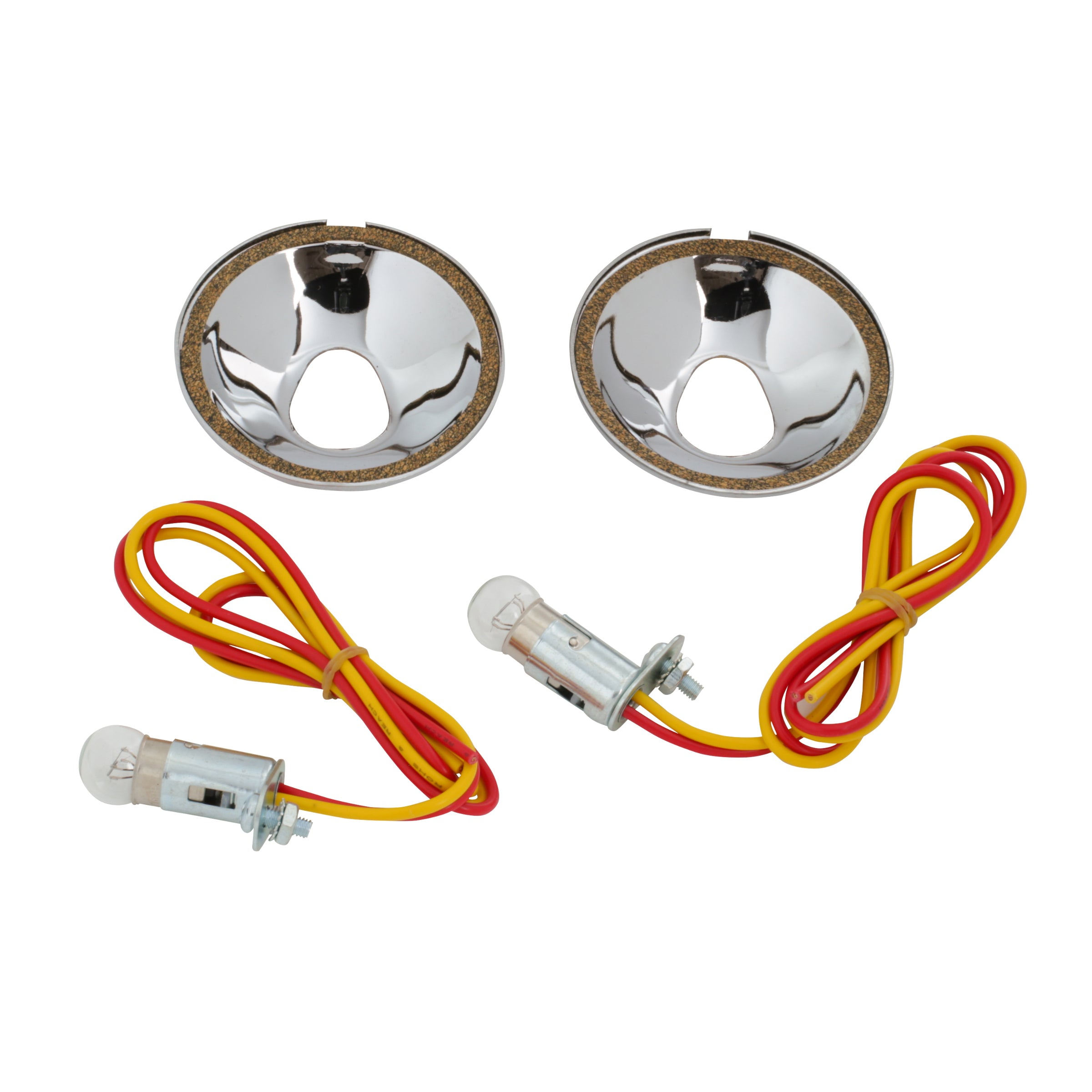 Turn Signal Adapter Kit for Cowl Lights • 1932 Ford