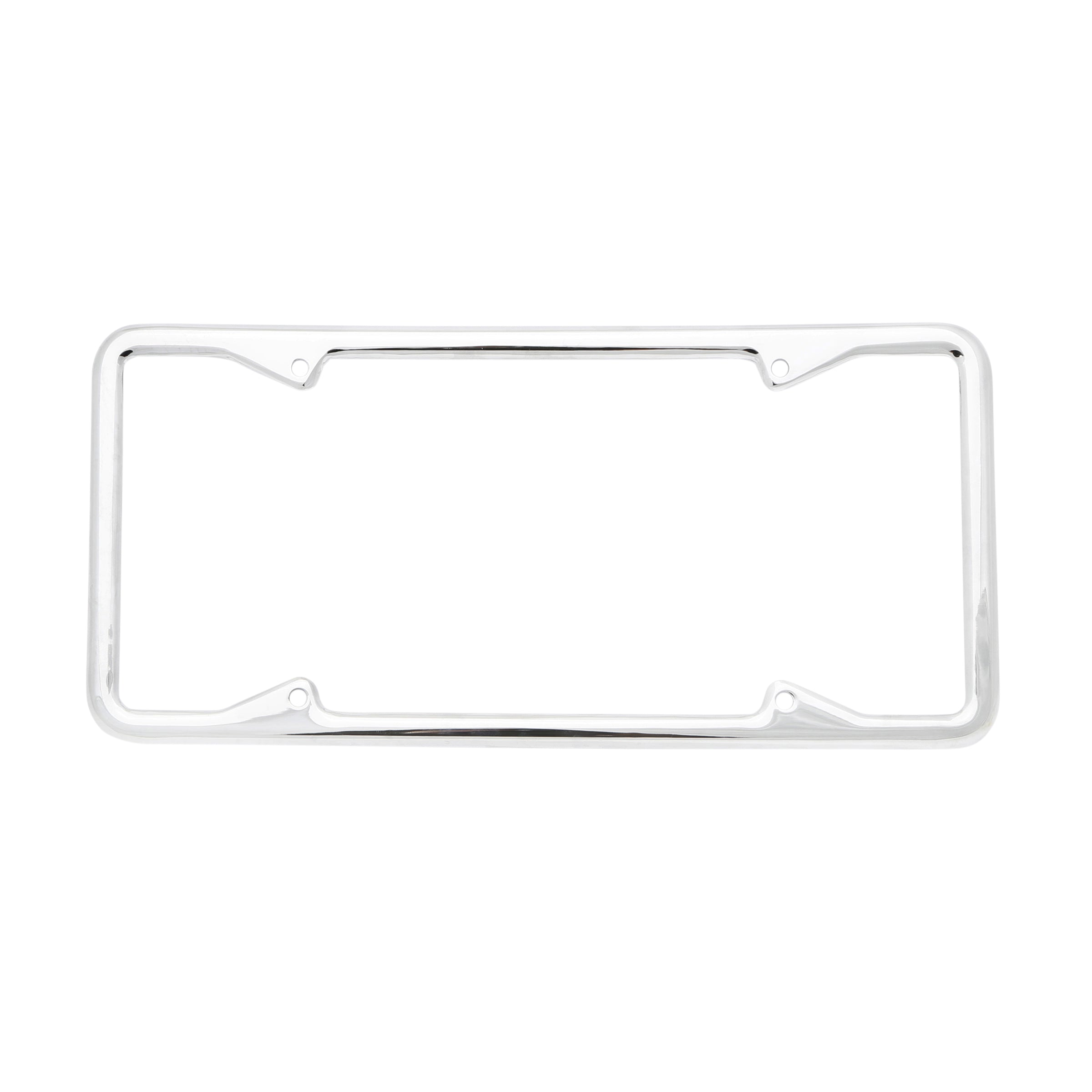 License Plate Frame Ford • Chrome Squared