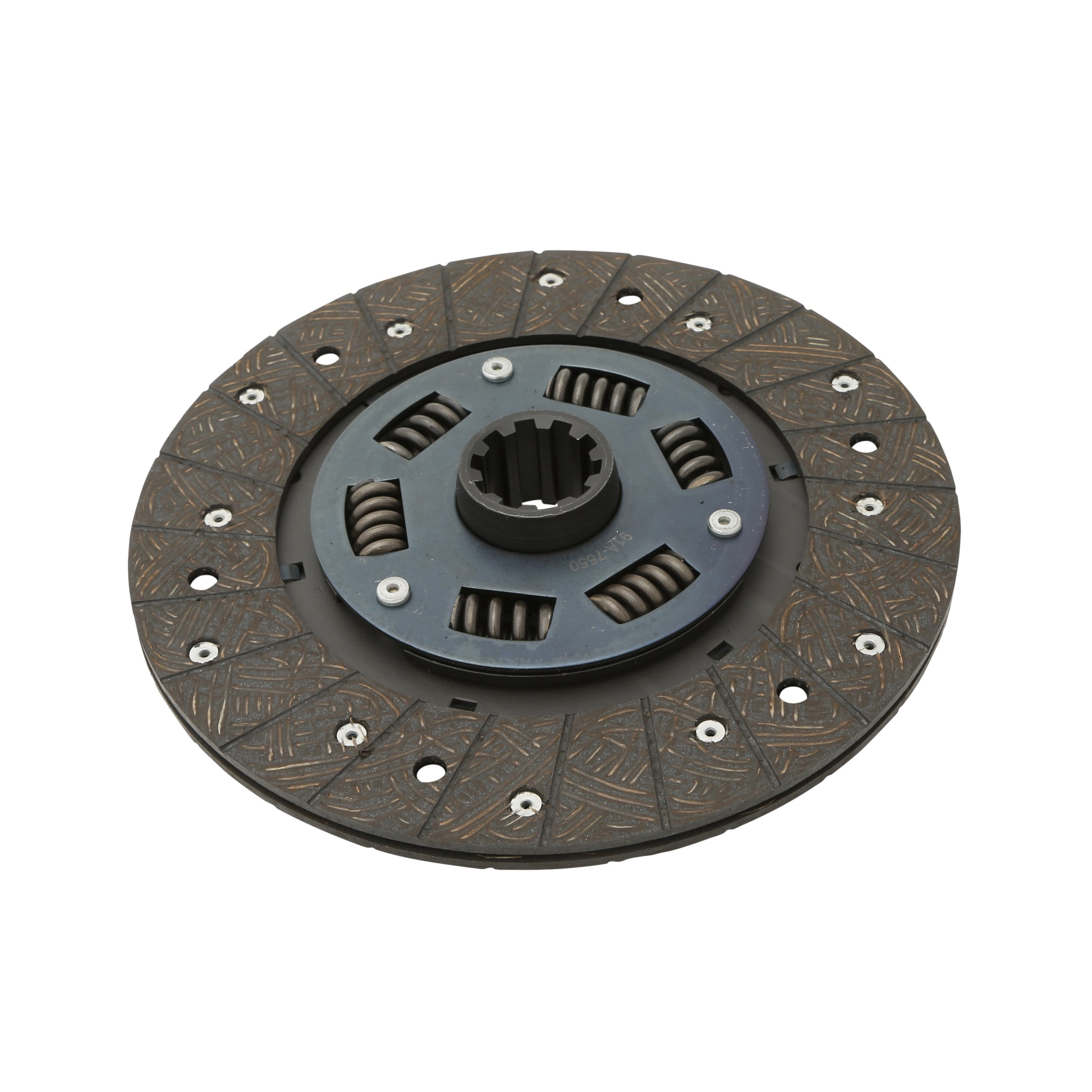 Clutch Disc (New - 9
