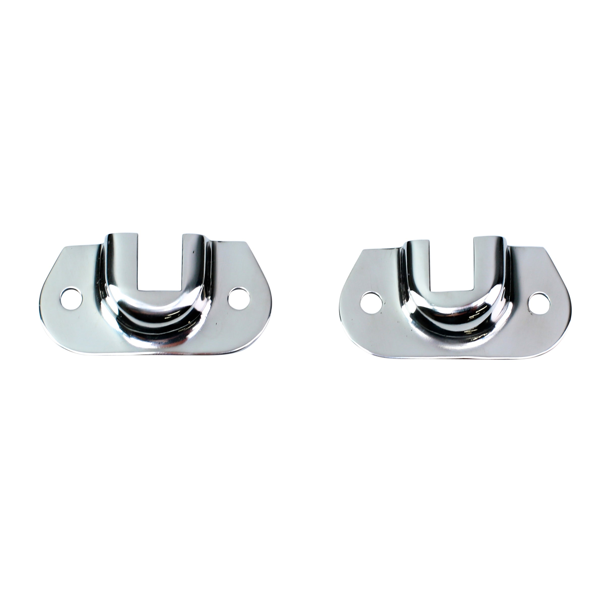 Radiator Support Rod Brackets (Stainless Steel) • 1928-32