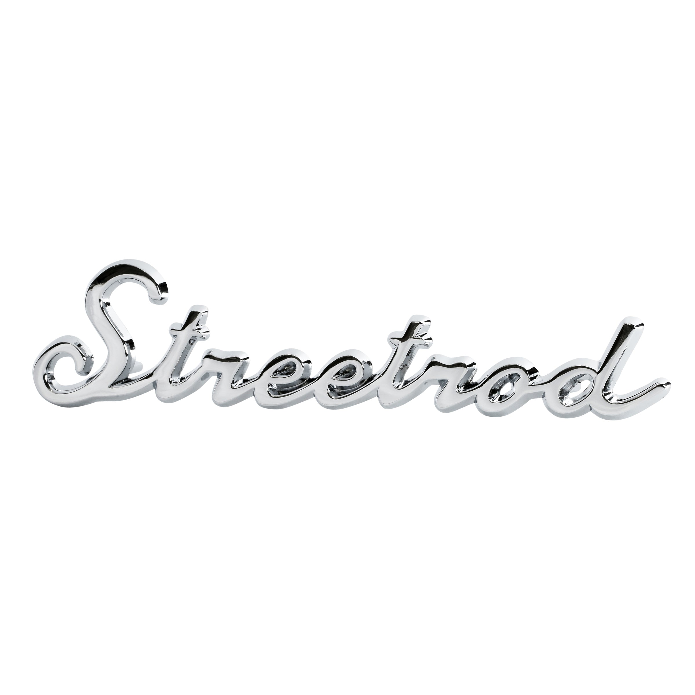 "Radiator ""Street Rod"" Emblem • Ford"