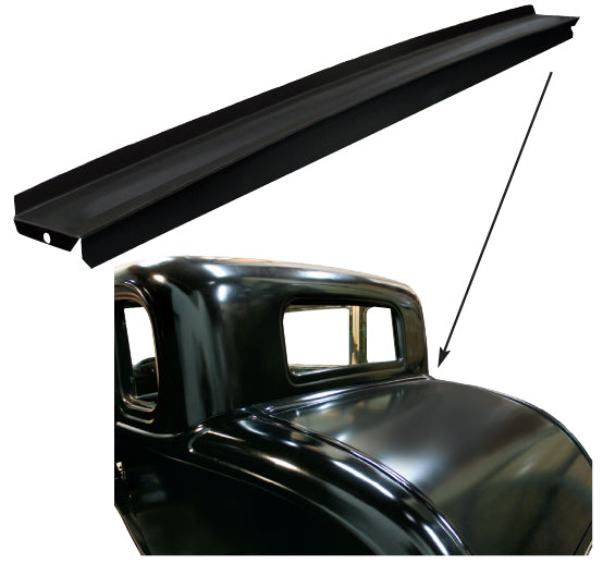 Panel Above Deck Lid • 1932 Ford Roadster