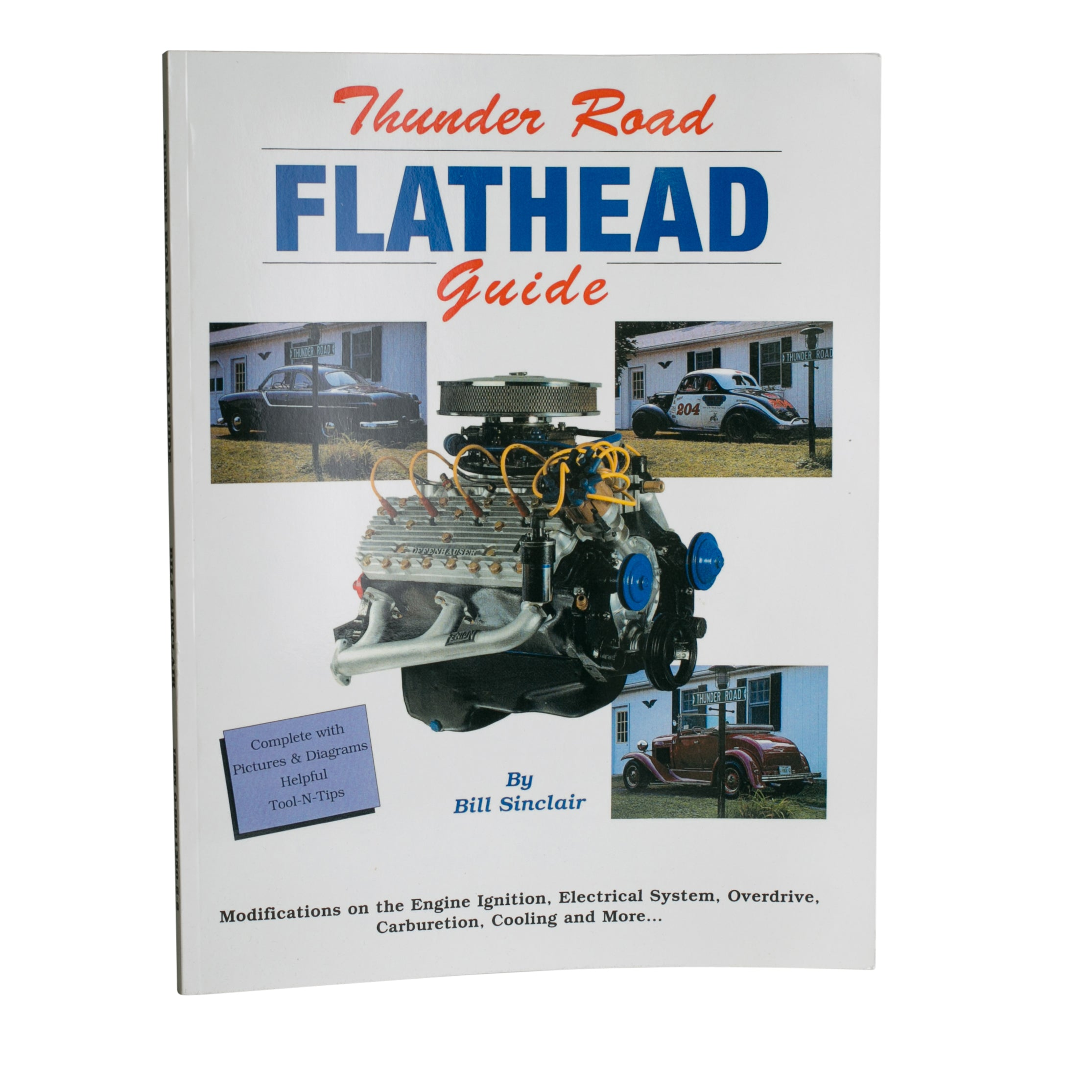 Thunder Road Flathead Book 1932-53 Ford