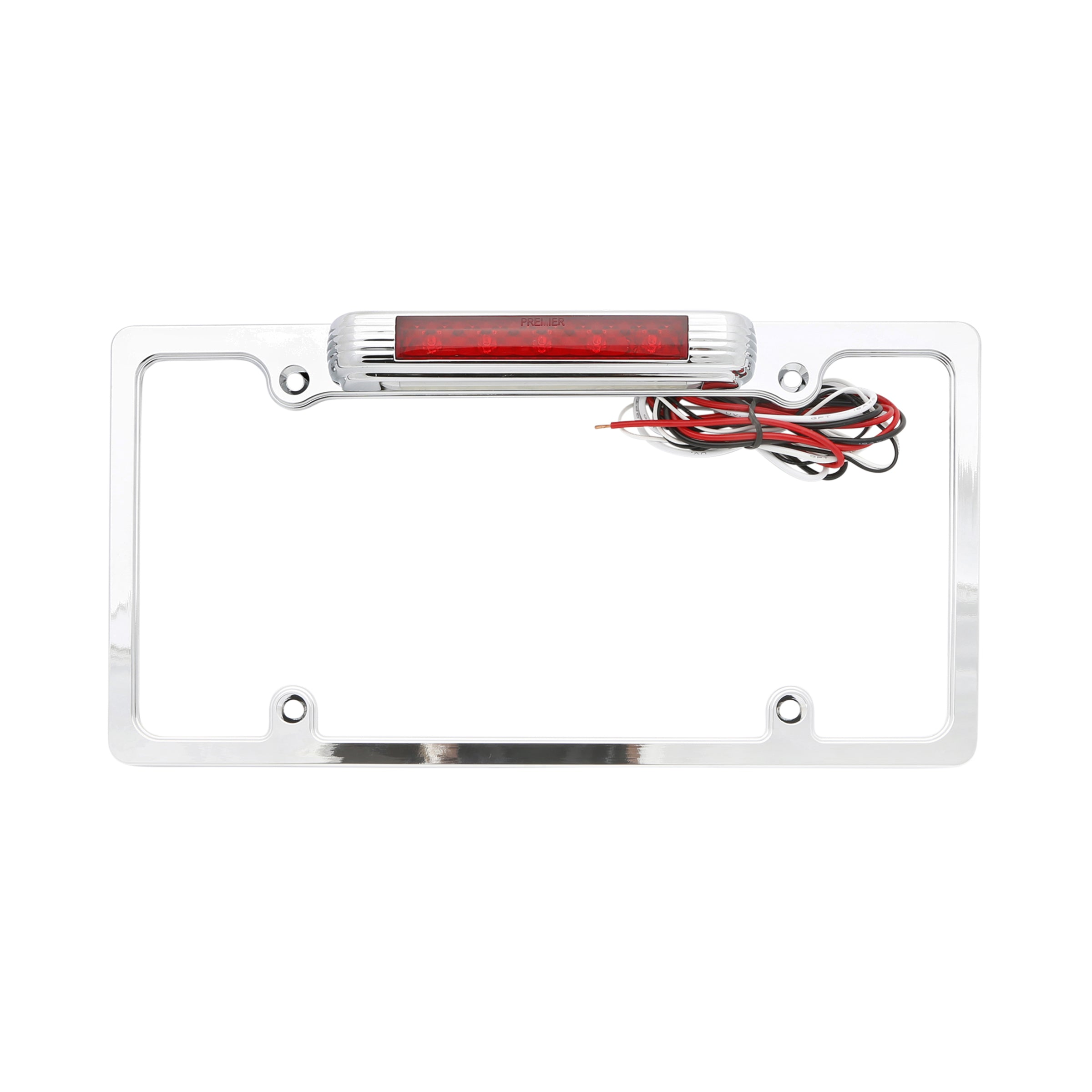 License Plate Frame Ford • LED