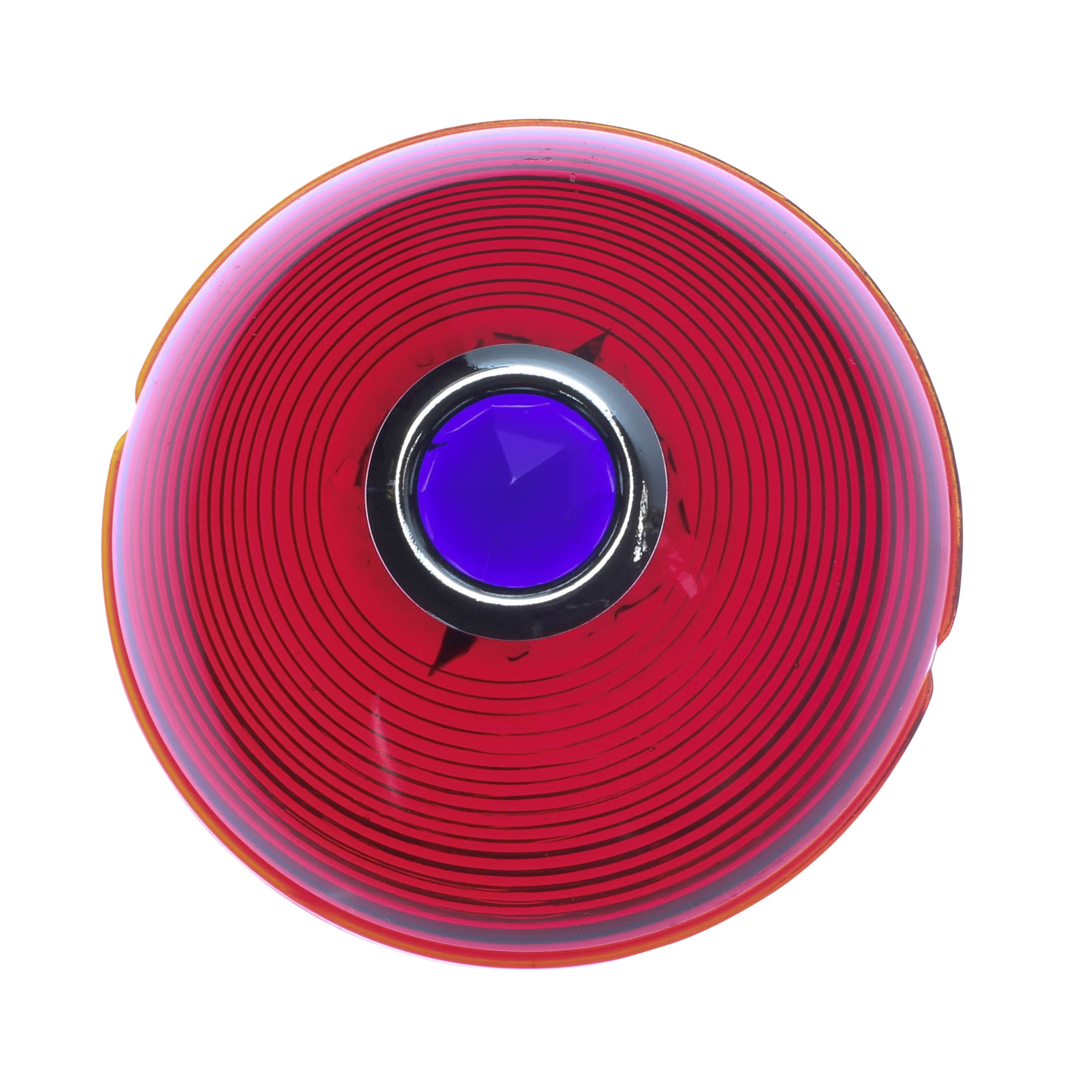 Taillight Lens (Blue Dot) • 1950 Ford Pontiac Style