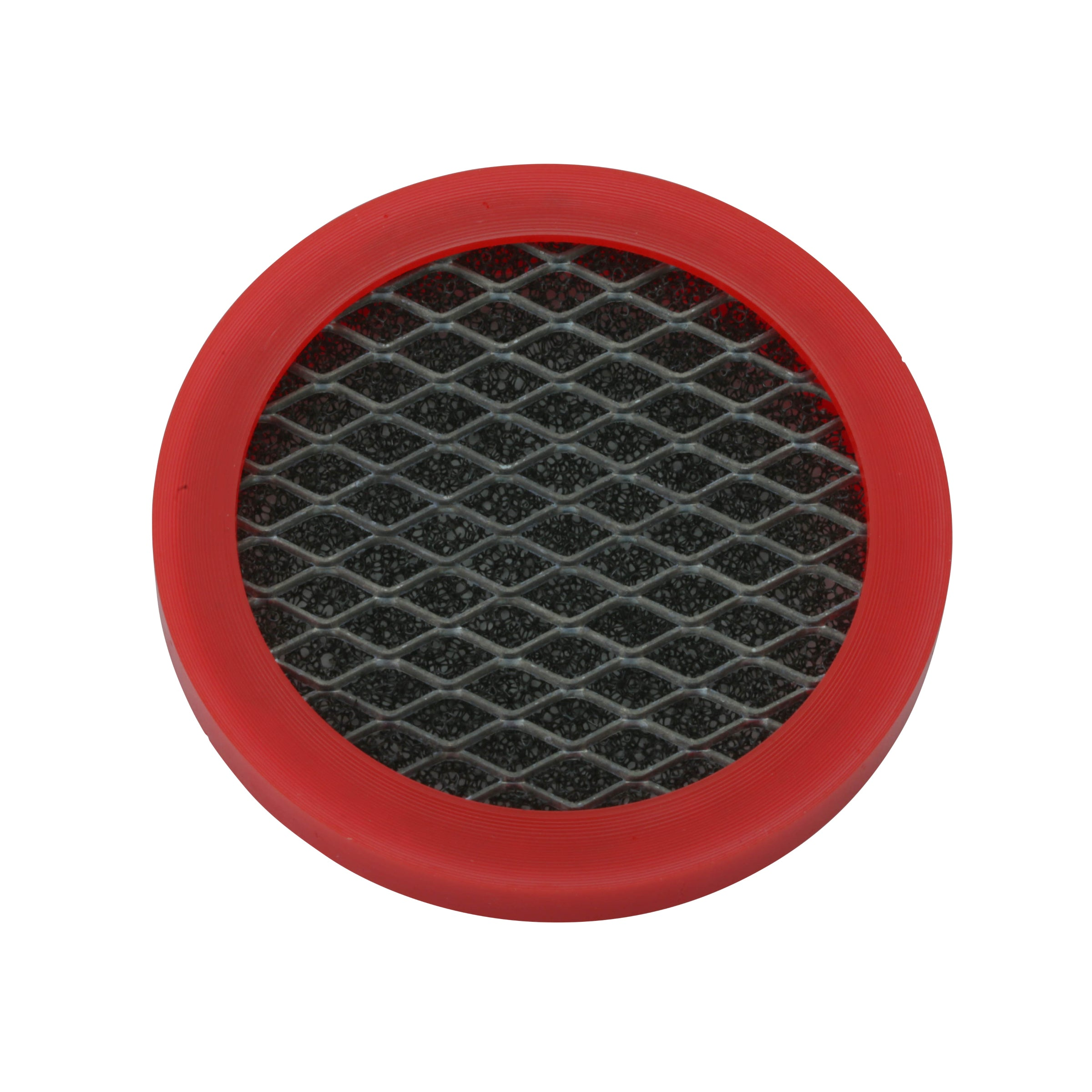 Carburetor Scoop Filter • Red