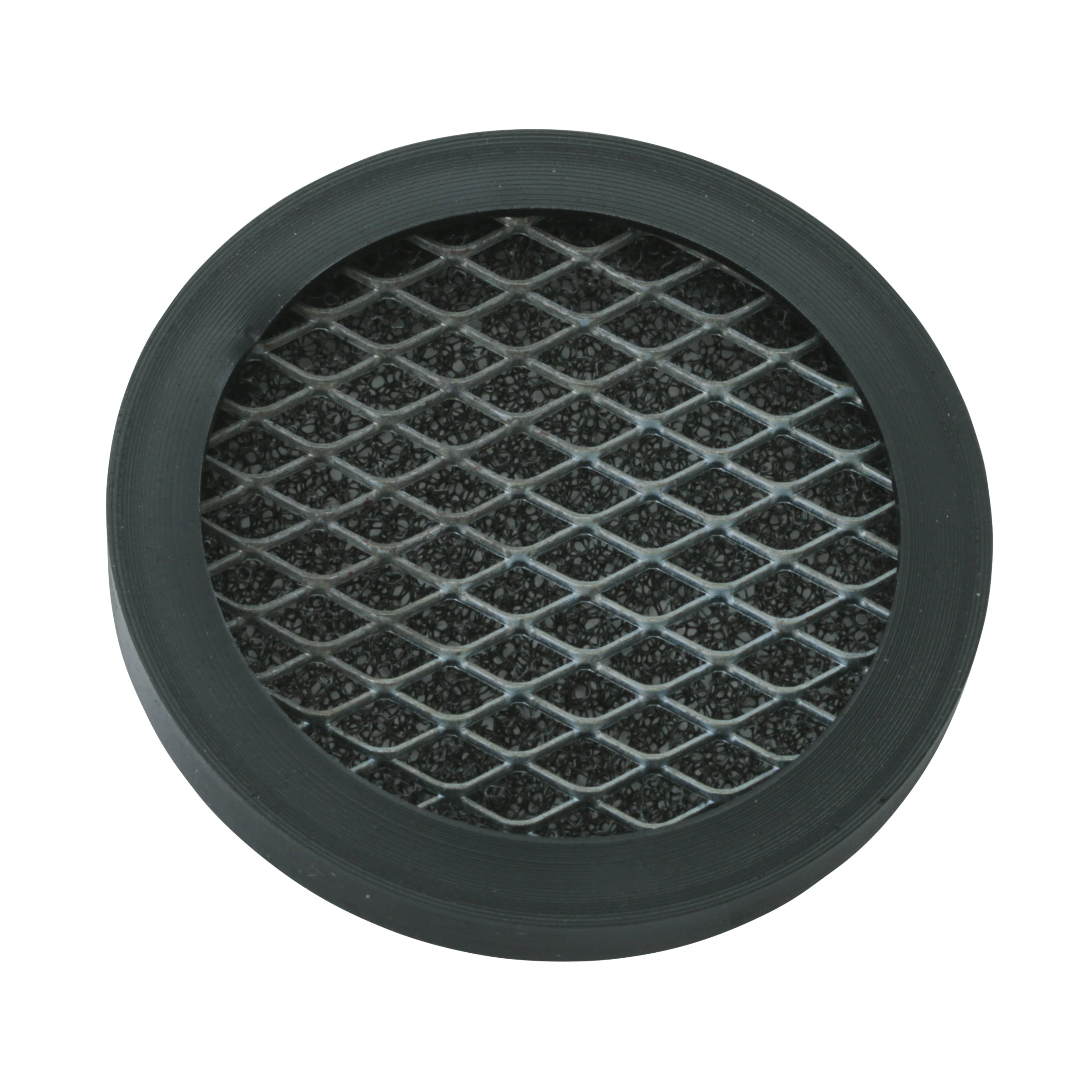 Carburetor Scoop Filter • Black