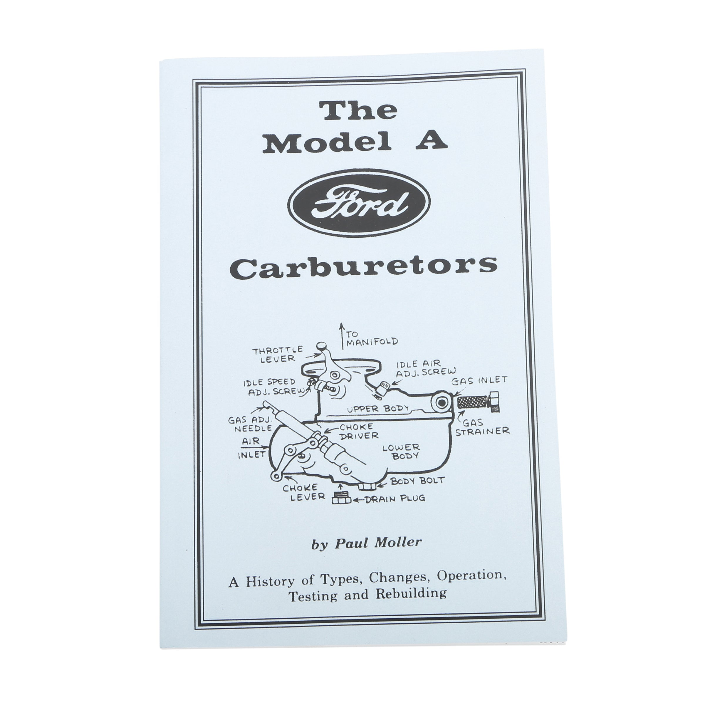 The Model A FORD Carburetors • 1928-31 Zenith