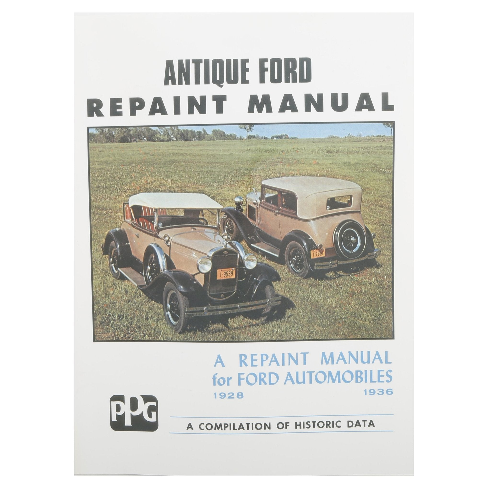 Repaint Manual • Ford