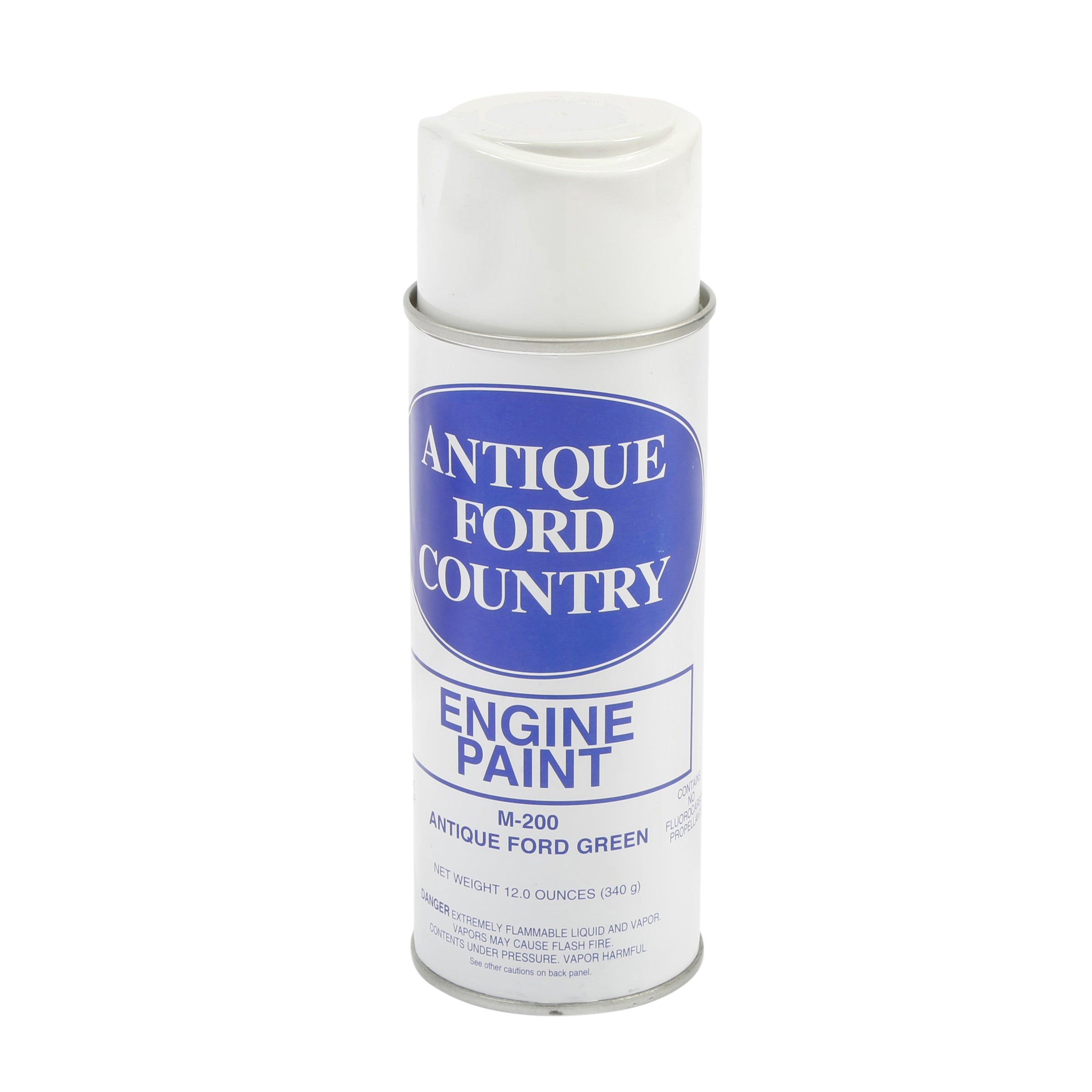 Green Engine Paint (Spray Can) • Ford