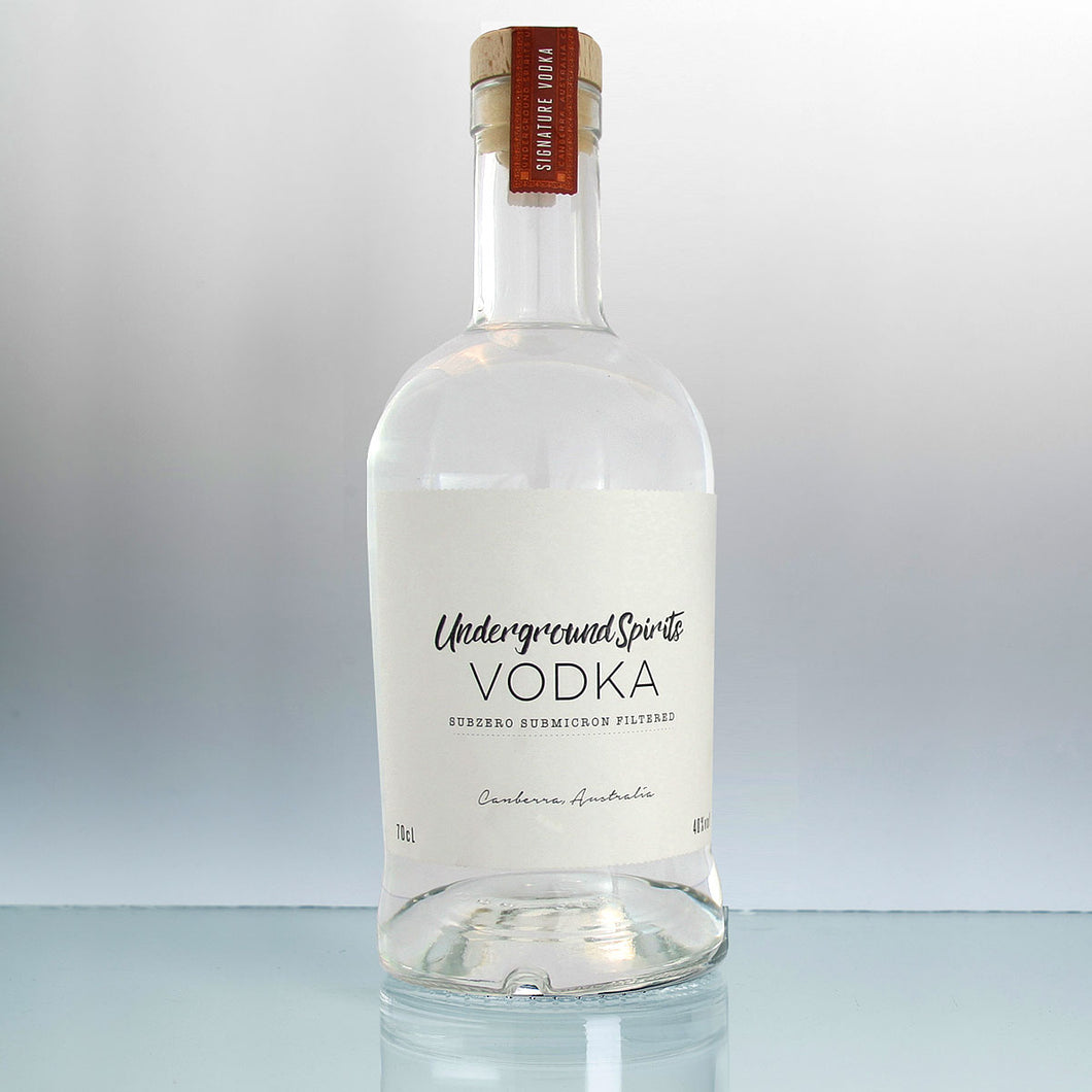Our Signature Vodka