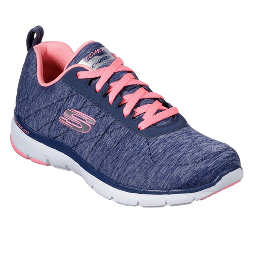 Skechers NVCL 13067 Flex Appeal 3.0-Insiders Lace Up Shoe