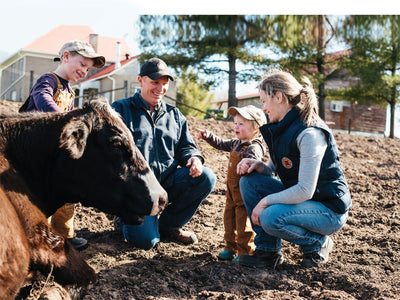 Direct marketing is their path to full-time farming