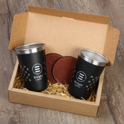 Enright mugs & coasters gift box