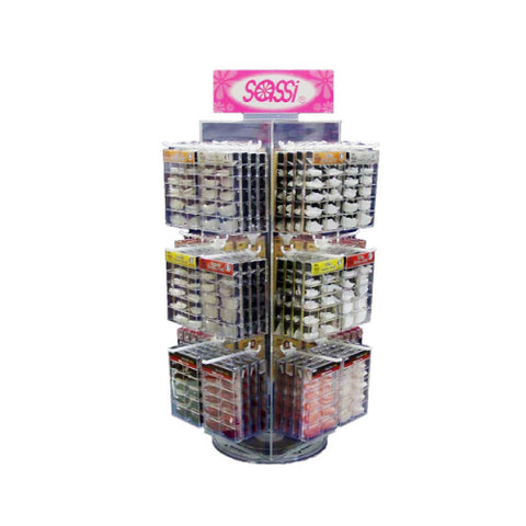 100T Salon Nail Rack