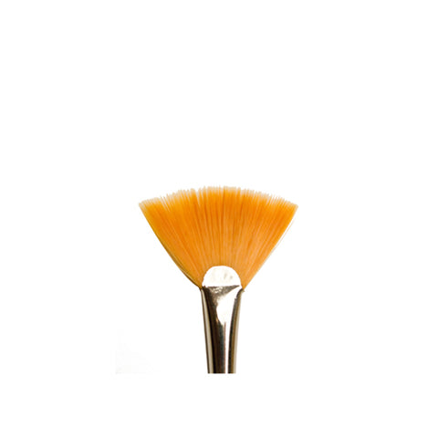 Taklon Nail Fan Brush