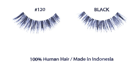 Eco Eyelashes 120