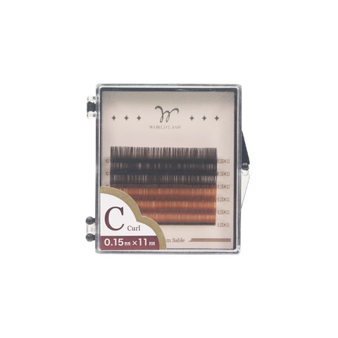 Brown Series Color Lash