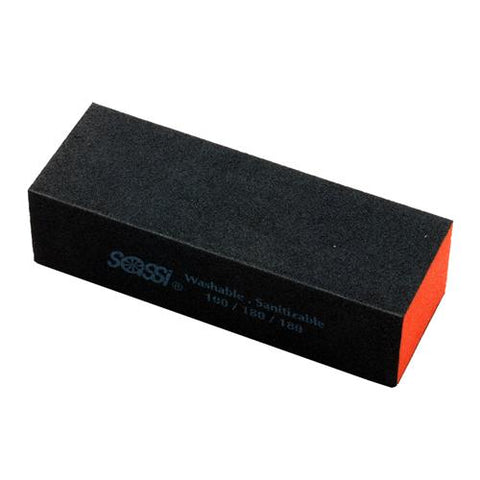 [BLISTER ITEM] Orange Emery Block 100/180/180