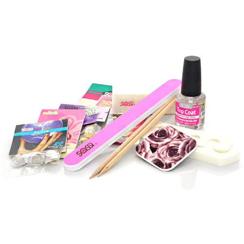 Nail Art Starter Kit (15items/kit)