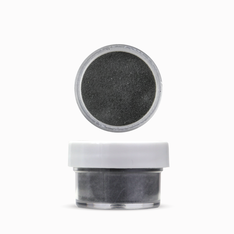 Dip & Acrylic GLITTER Powder - Black