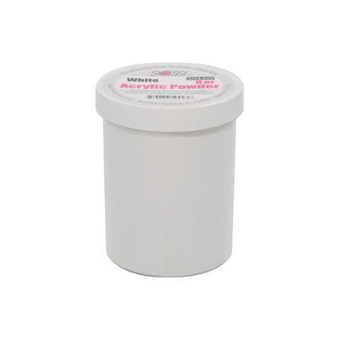 Acrylic BASIC Powder 8oz - White